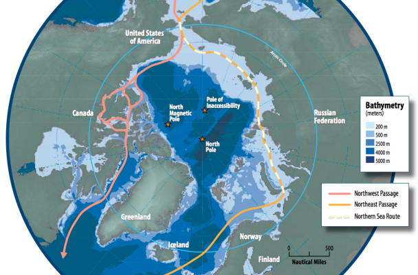 Shipping companies snub Russian Arctic route