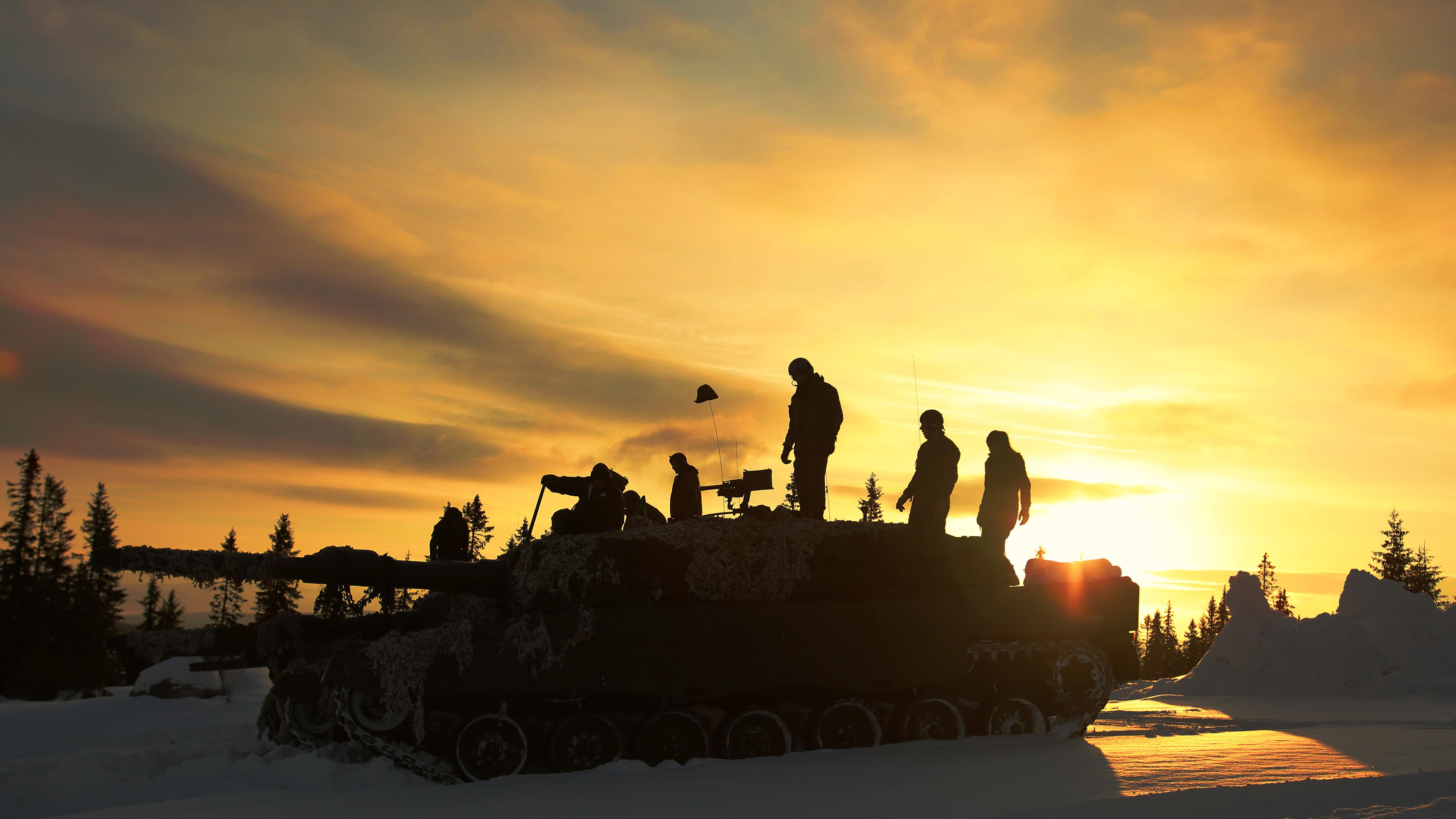 Russia puzzled at Norway's decision to allow stationing of U.S. troops in 2017