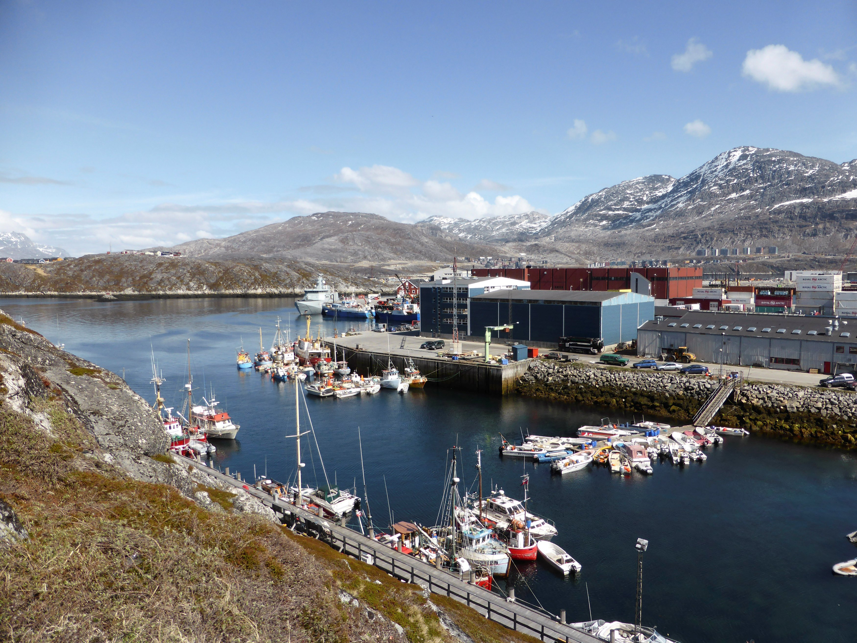 Independence and stability are top priorities for Greenland's new government