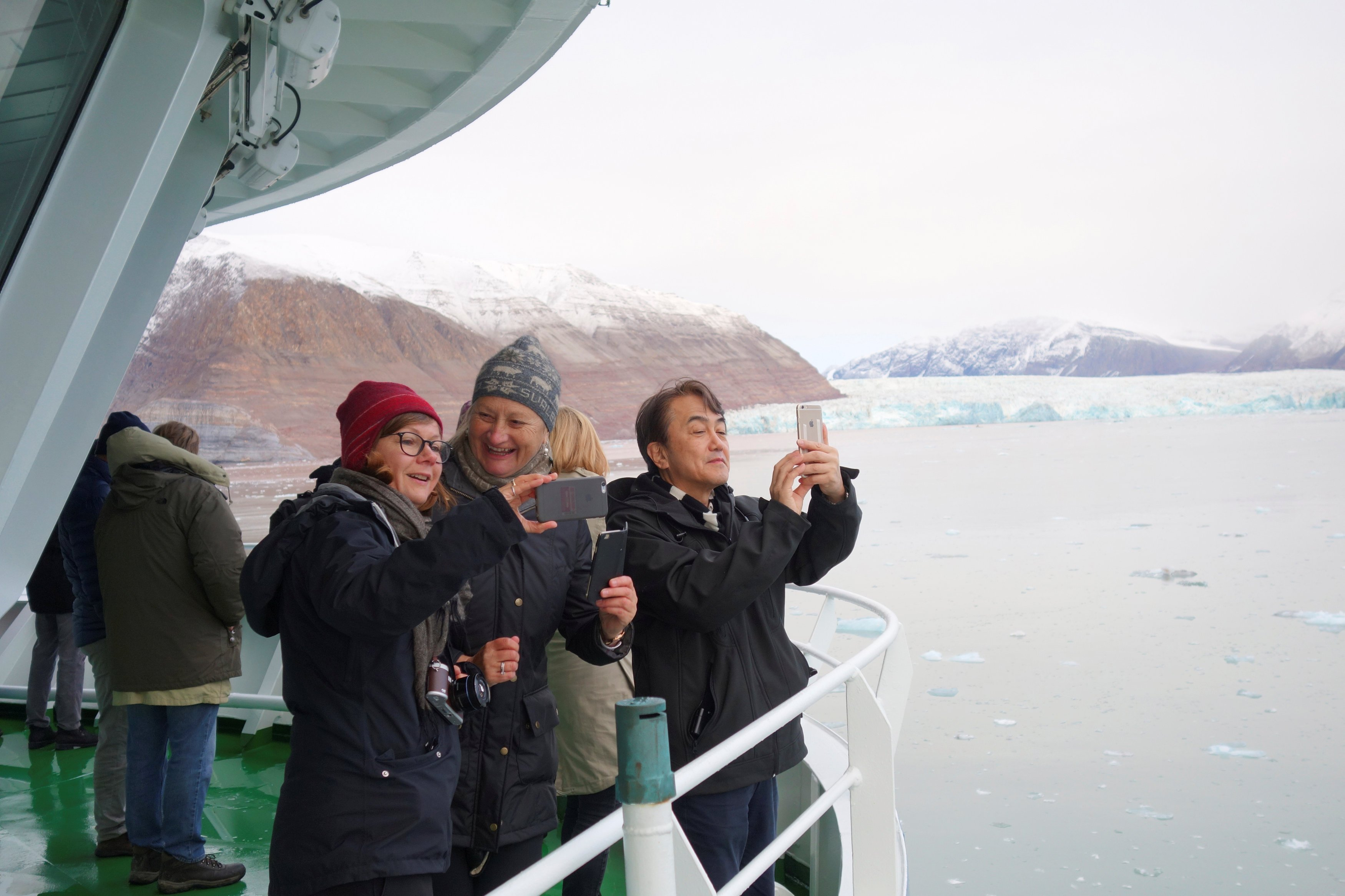 Statistics Norway: Tourism bypasses mining in Svalbard