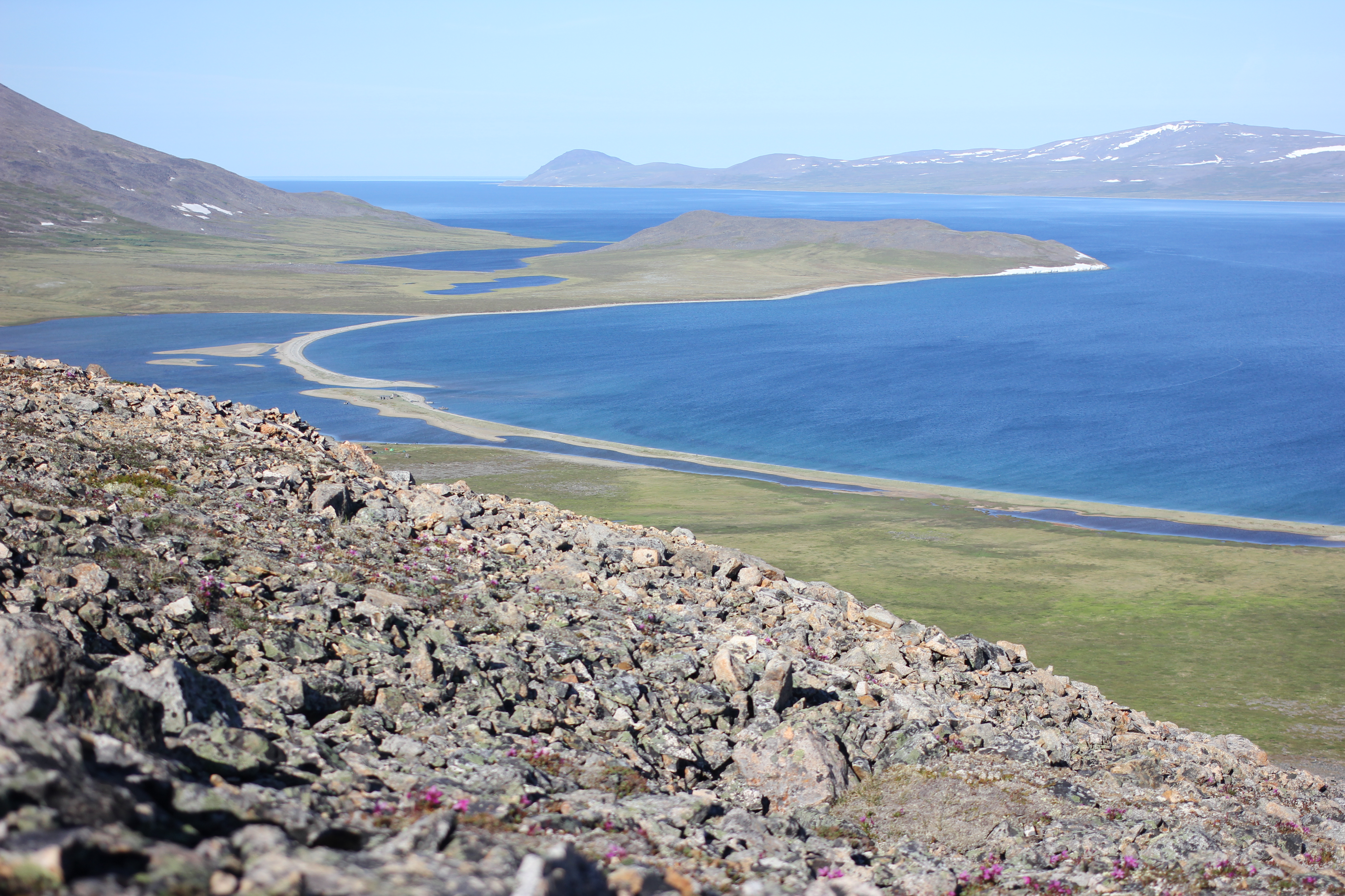 Mission to Chukotka: The journey north