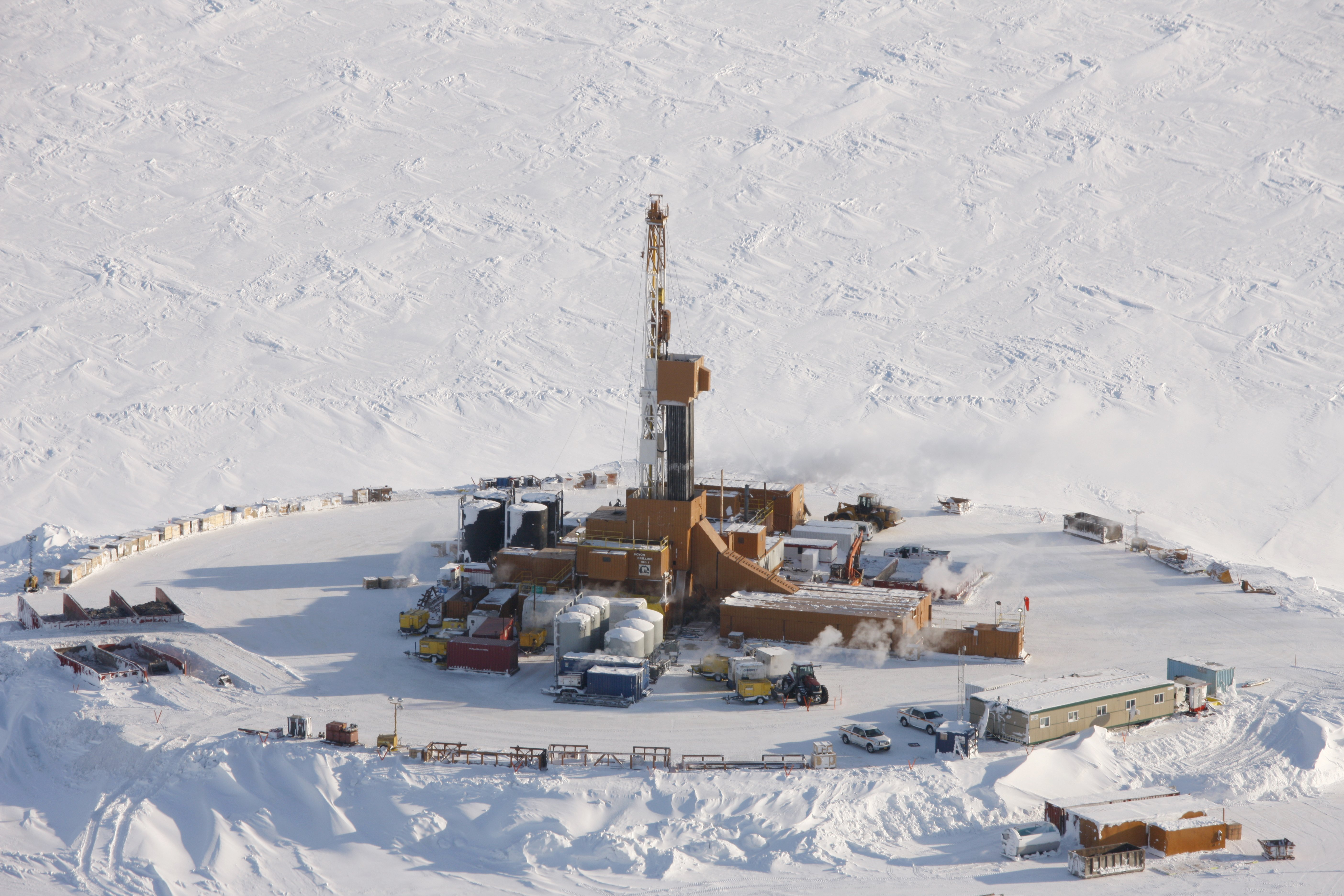 New oil find in Alaska's Arctic is a 'game changer,' says Caelus CEO