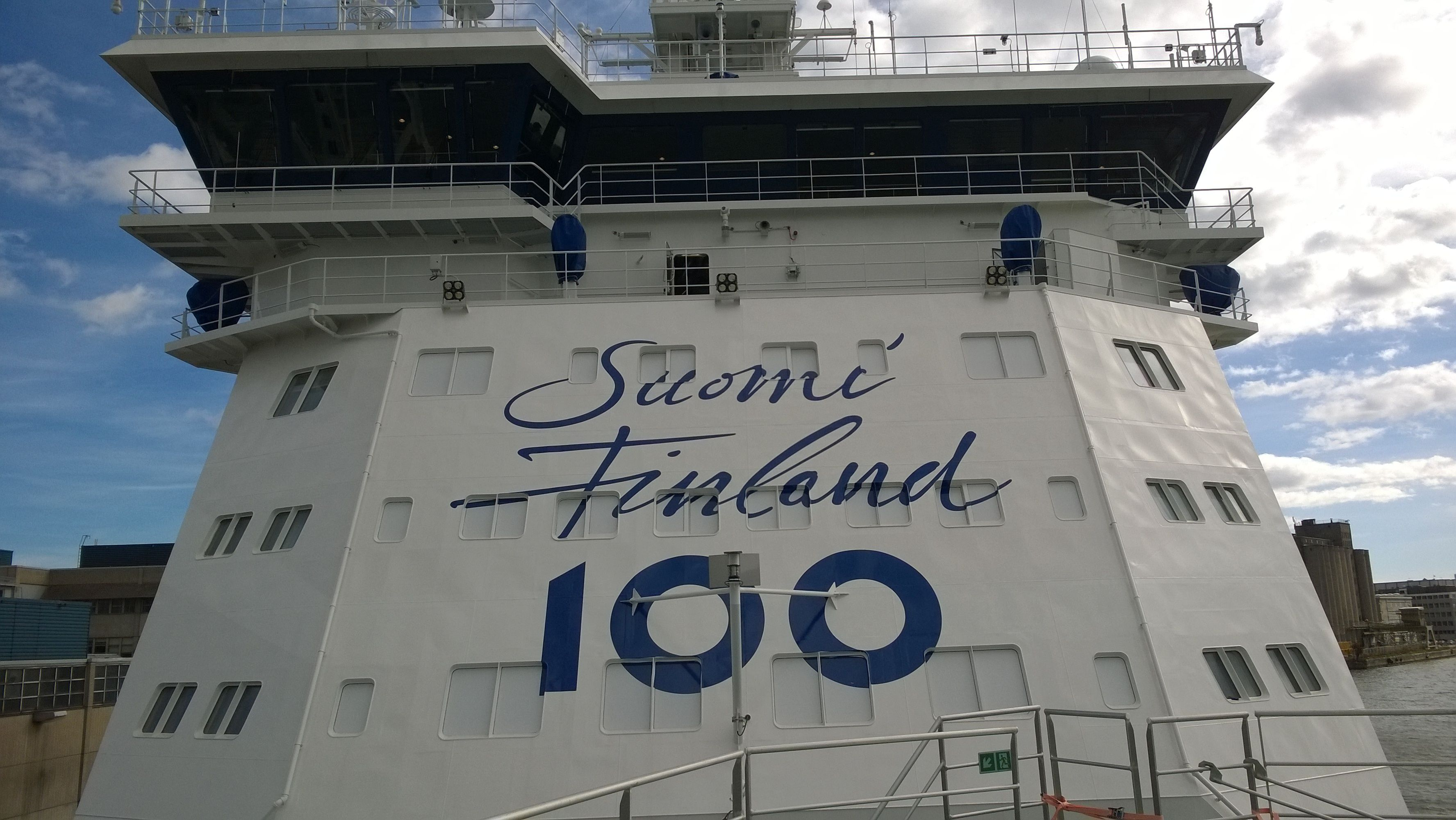 World's first LNG icebreaker set to go into service