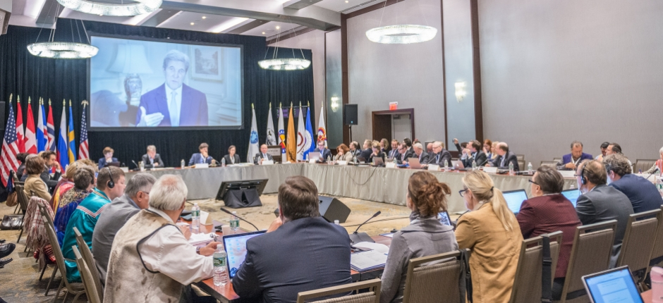 US will end Arctic Council chairmanship on science note
