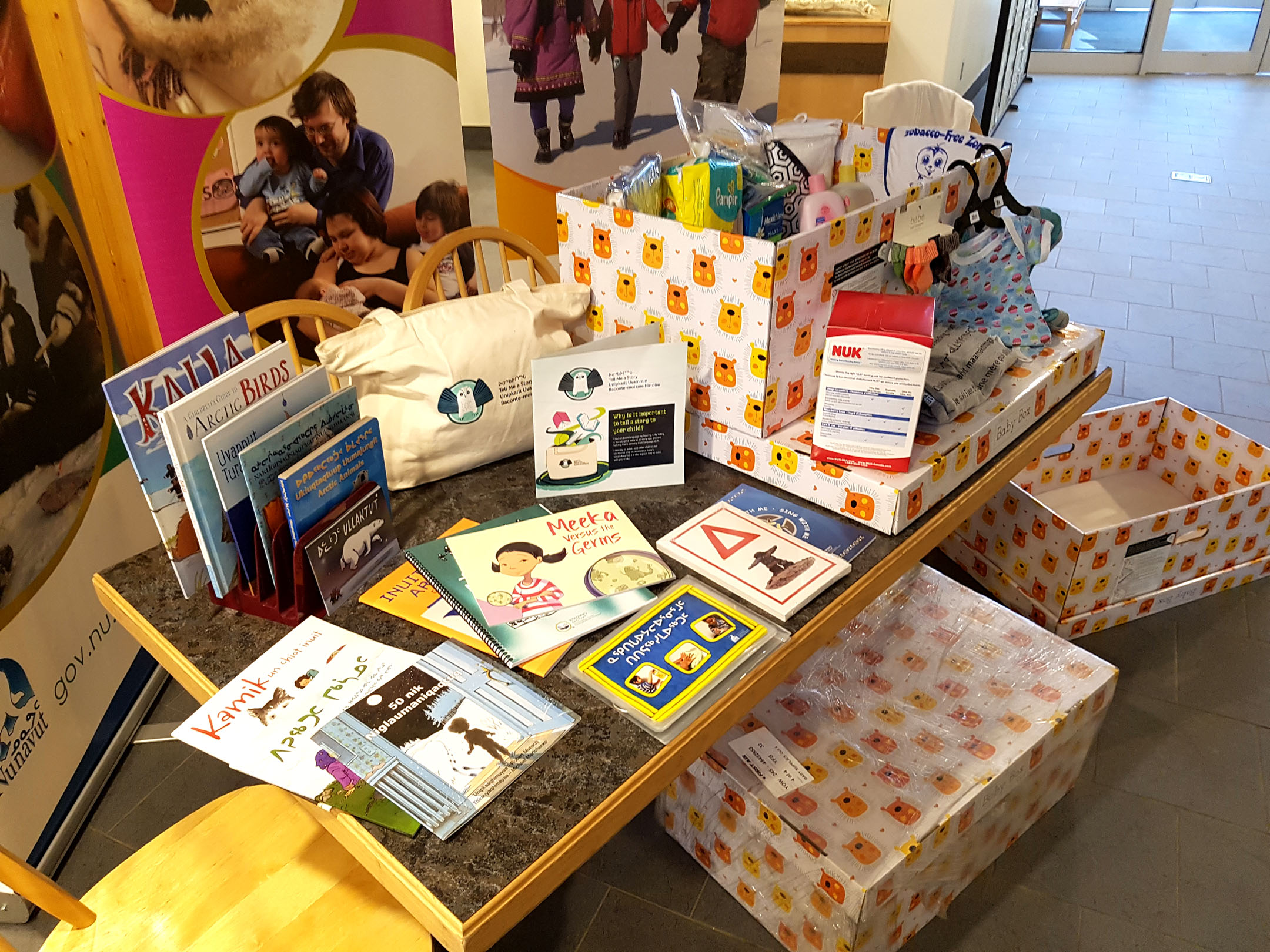 Nunavut will send Finnish-style baby box care packages to all newborns