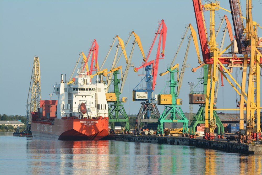 With backing of Chinese investors, Arkhangelsk region to get new deep-water port