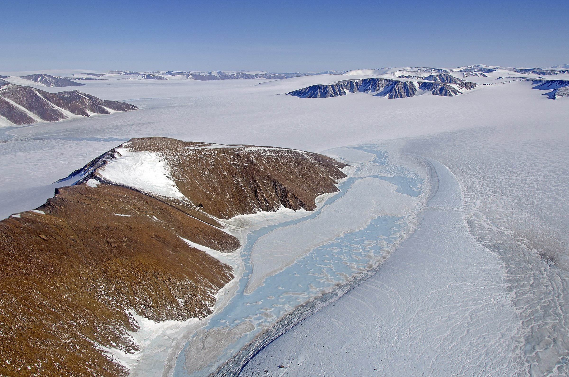 Denmark's ambitious Arctic research strategy is light on funding