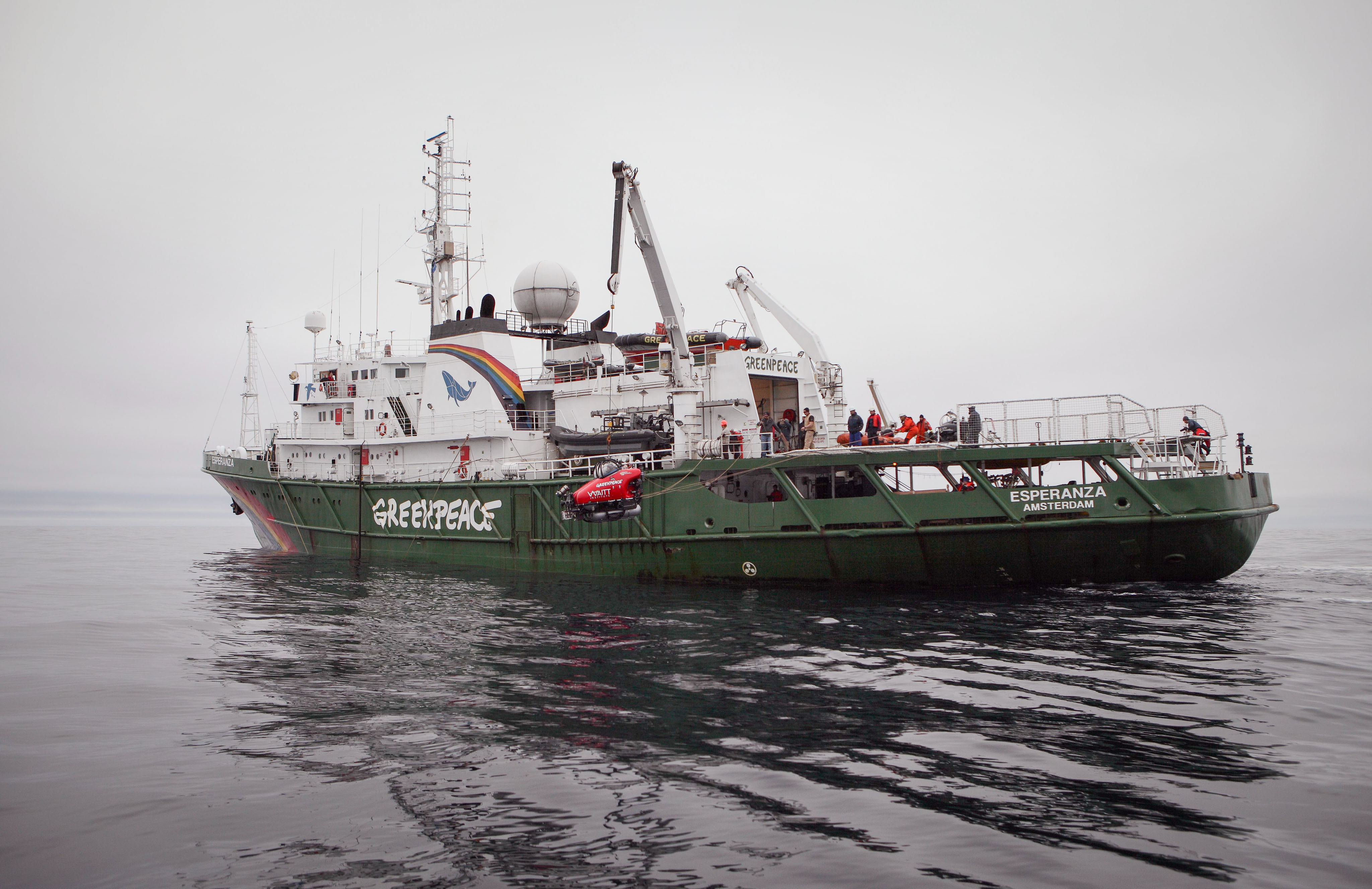 Why the lawsuit targeting Norway's Arctic oil development shouldn't come as a surprise