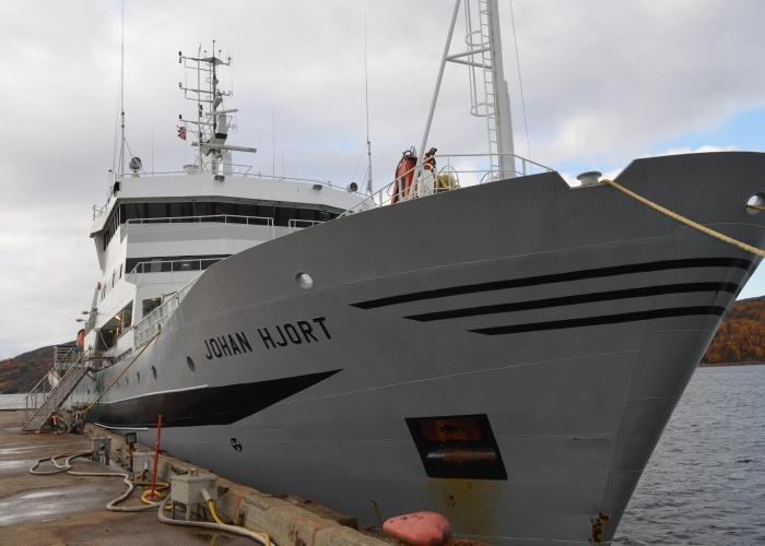 Norwegian researchers prepare return to Russian waters