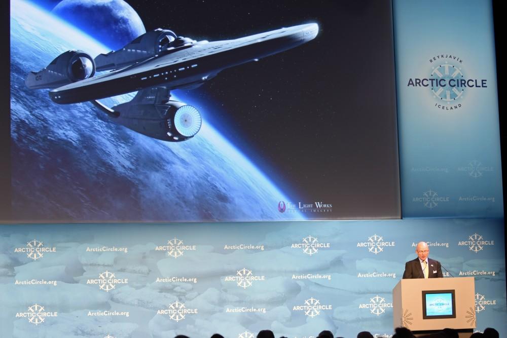 Invoking Star Trek, U.S. official calls for shared icebreaker operations