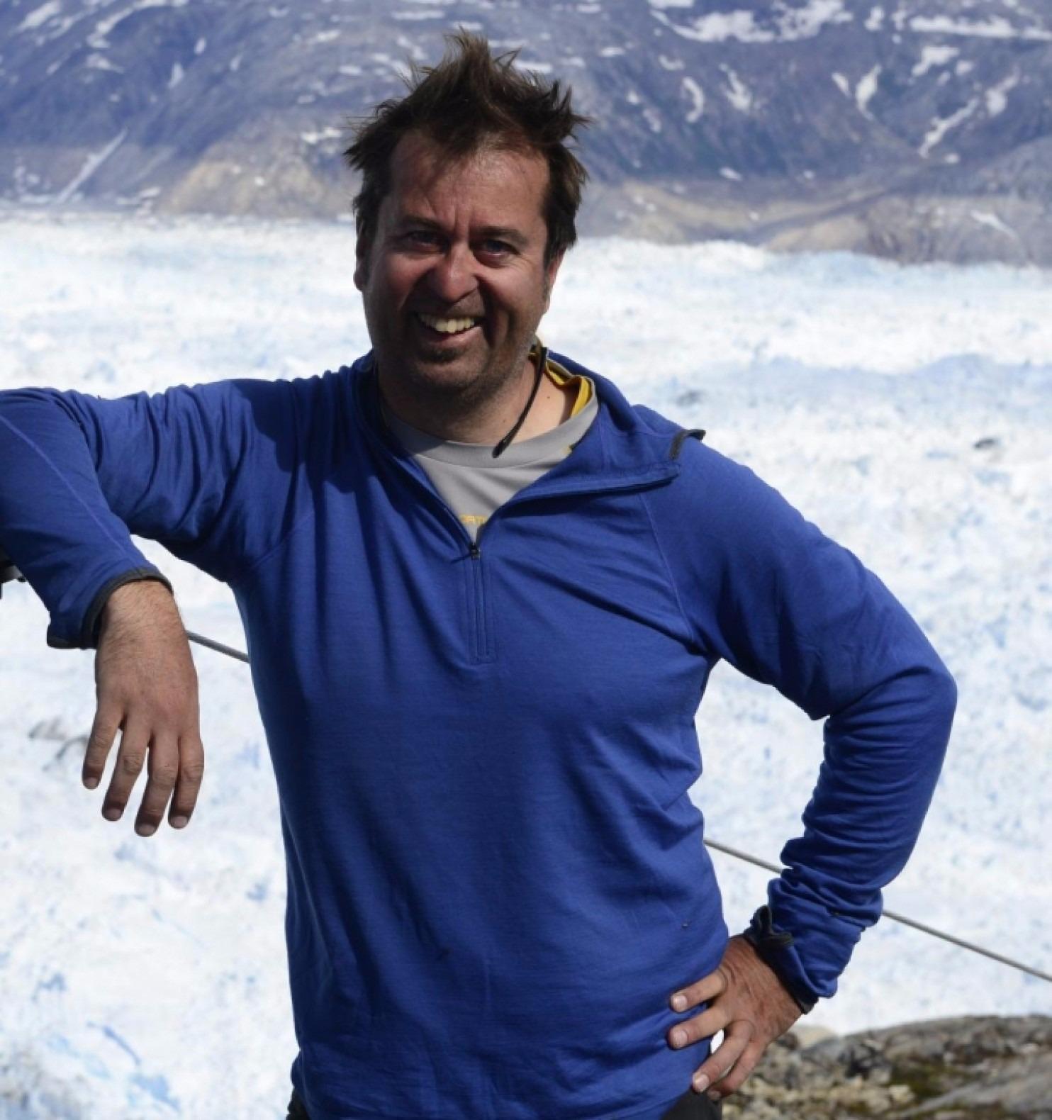 Climate scientist Gordon Hamilton, 50, dies in accident in Antarctica