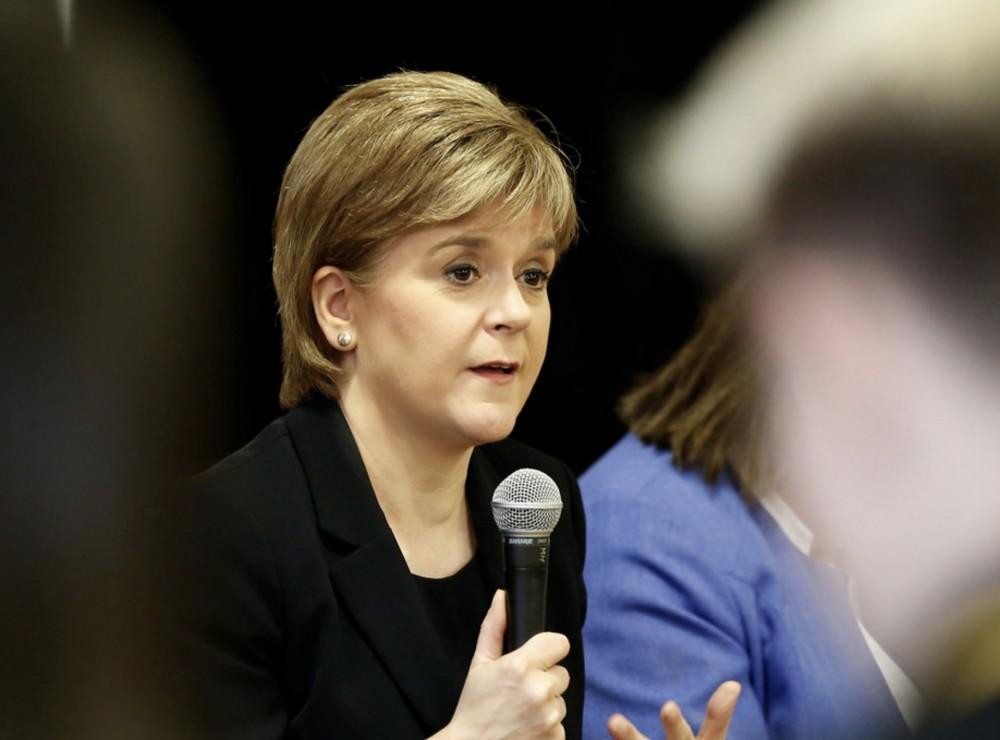 Scotland First Minister Nicola Sturgeon. (firstminister.gov.scot)