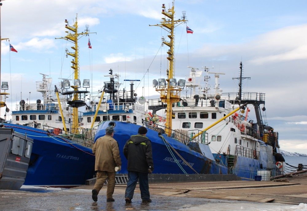 Security interests spice up Barents fishery talks
