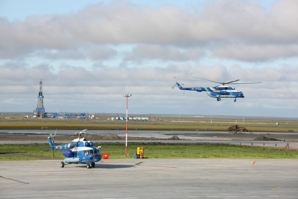 Gazprom slows expansion at Yamal field