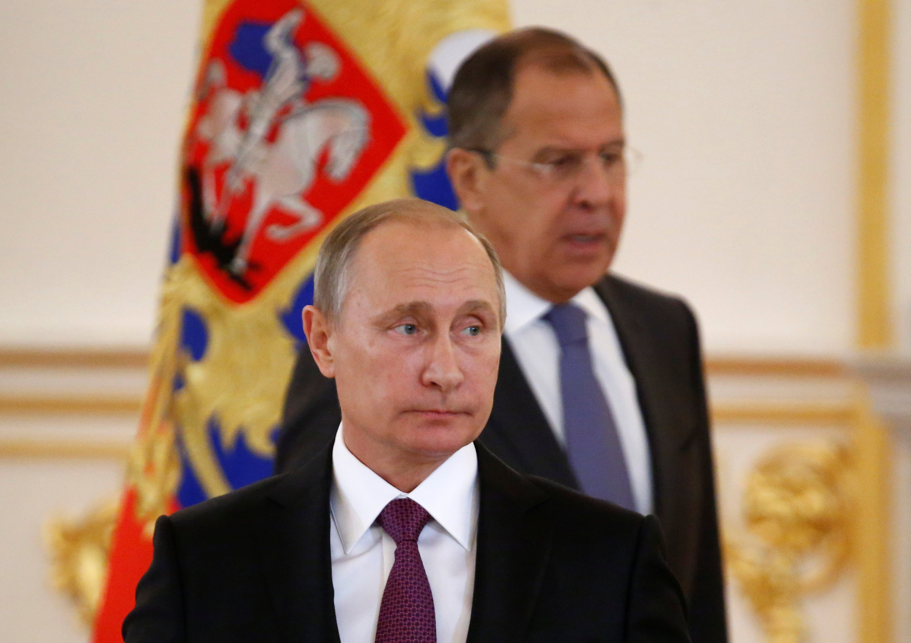 Putin congratulates Trump on victory, seeks better ties