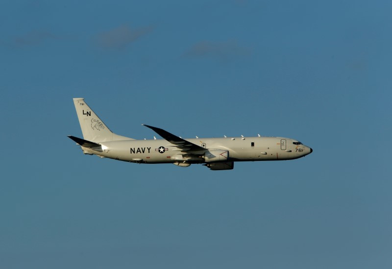 Norway plans $1.15 billion order for five Boeing Poseidon military aircraft