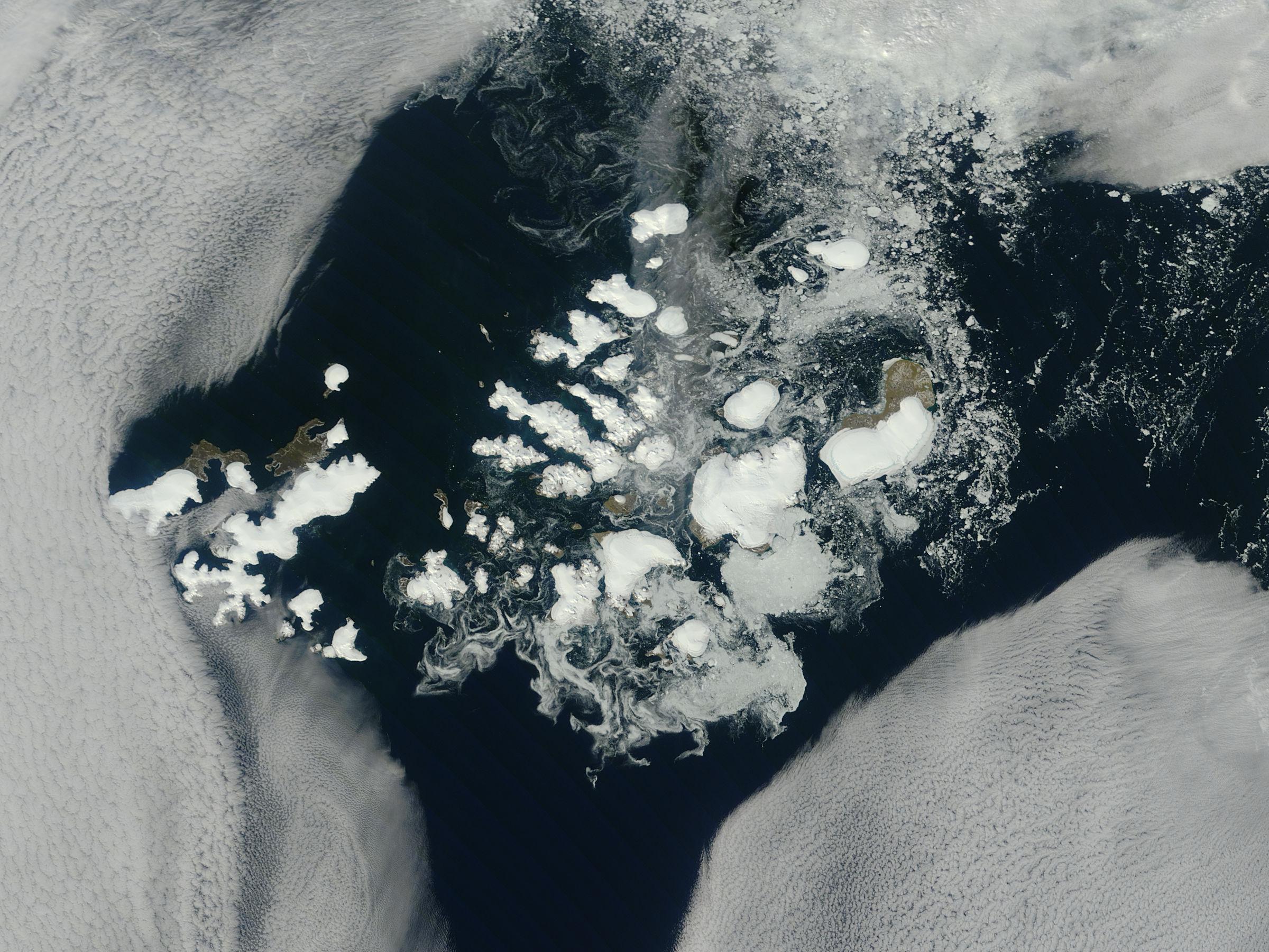 More tourists venture to Russia's remotest Arctic coast