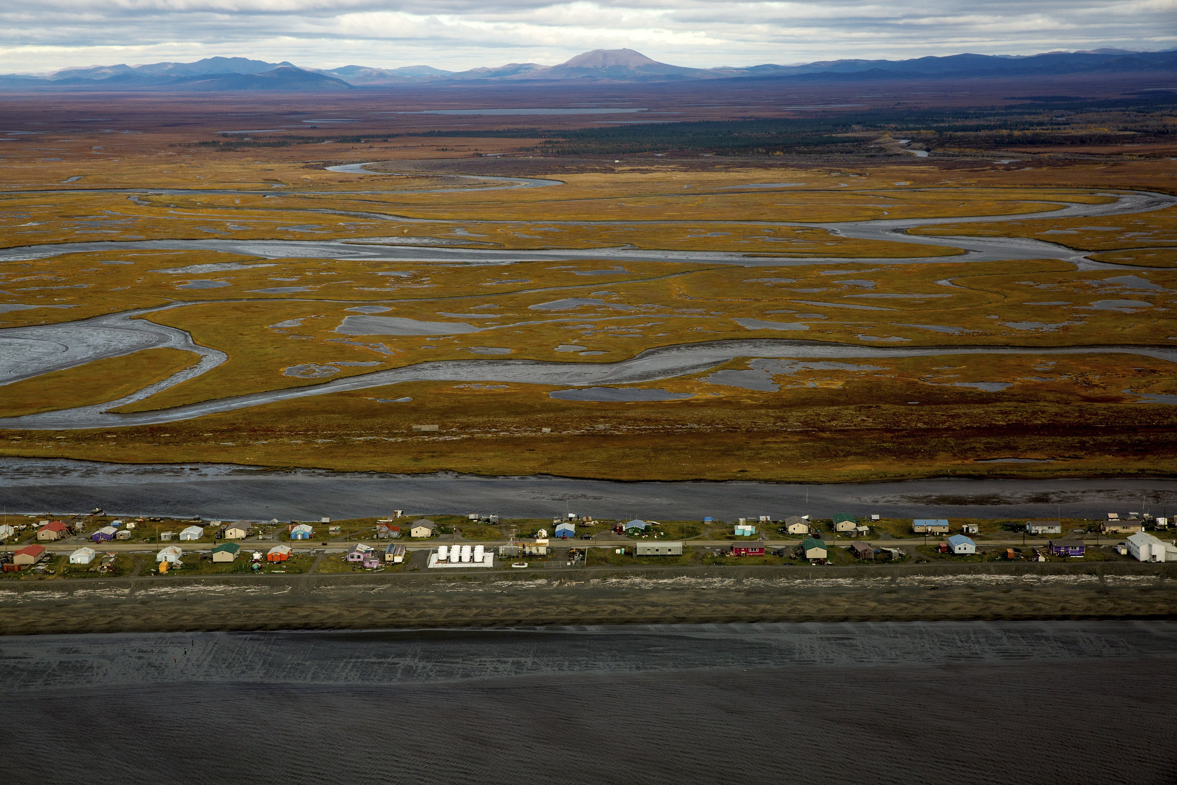Outmigration of women from Alaska villages linked to social problems