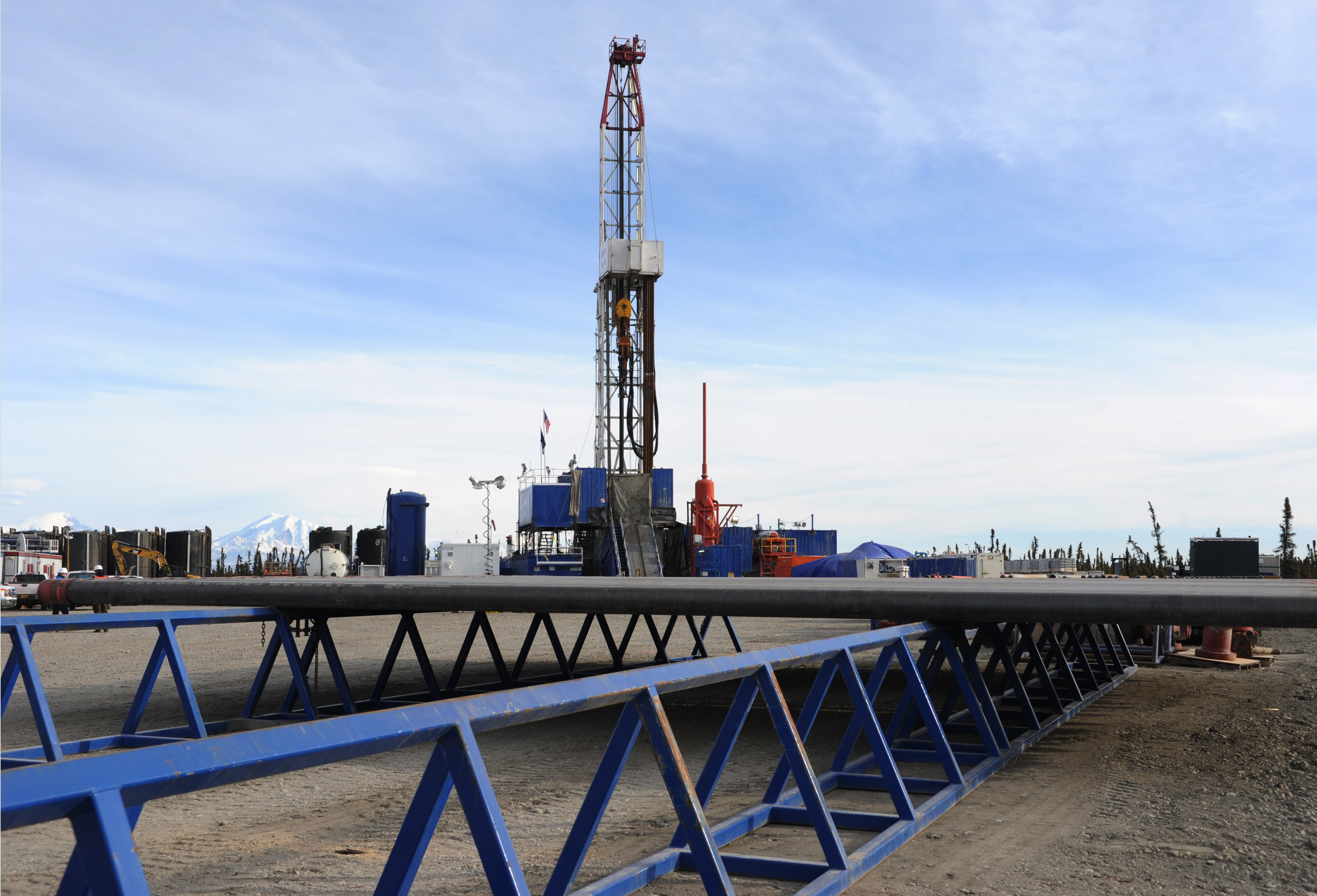 In Alaska, Native wildcatters push ahead with exploration at oil and gas prospects