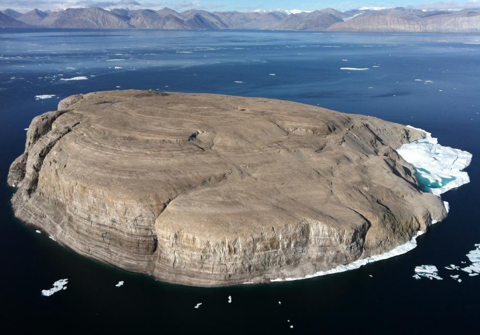 Denmark, Canada agree to settle Hans Island dispute