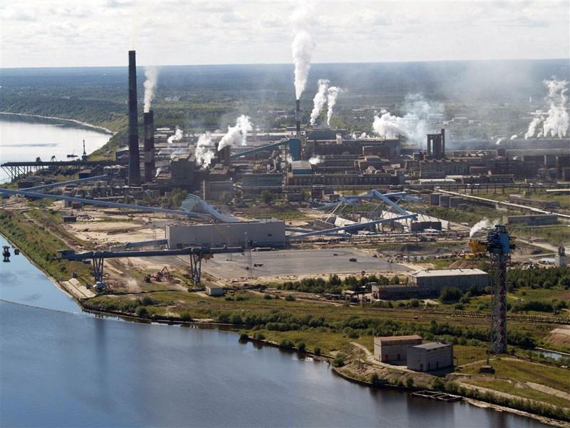 Arkhangelsk pulp aims for European market