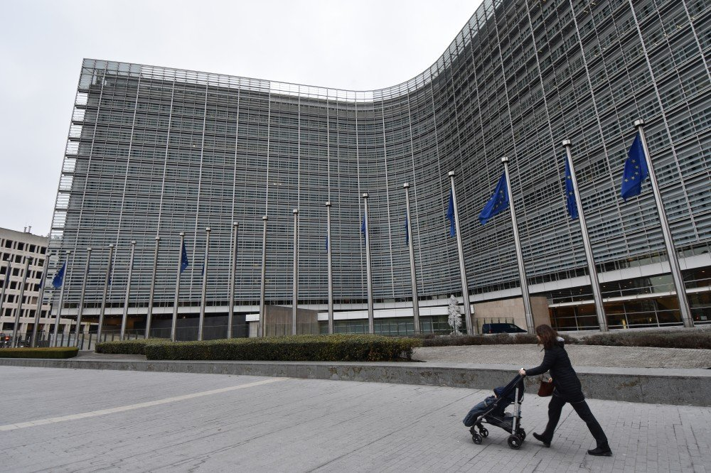 The European Commission in Brussels. (Thomas Nilsen / The Independent Barents Observer)