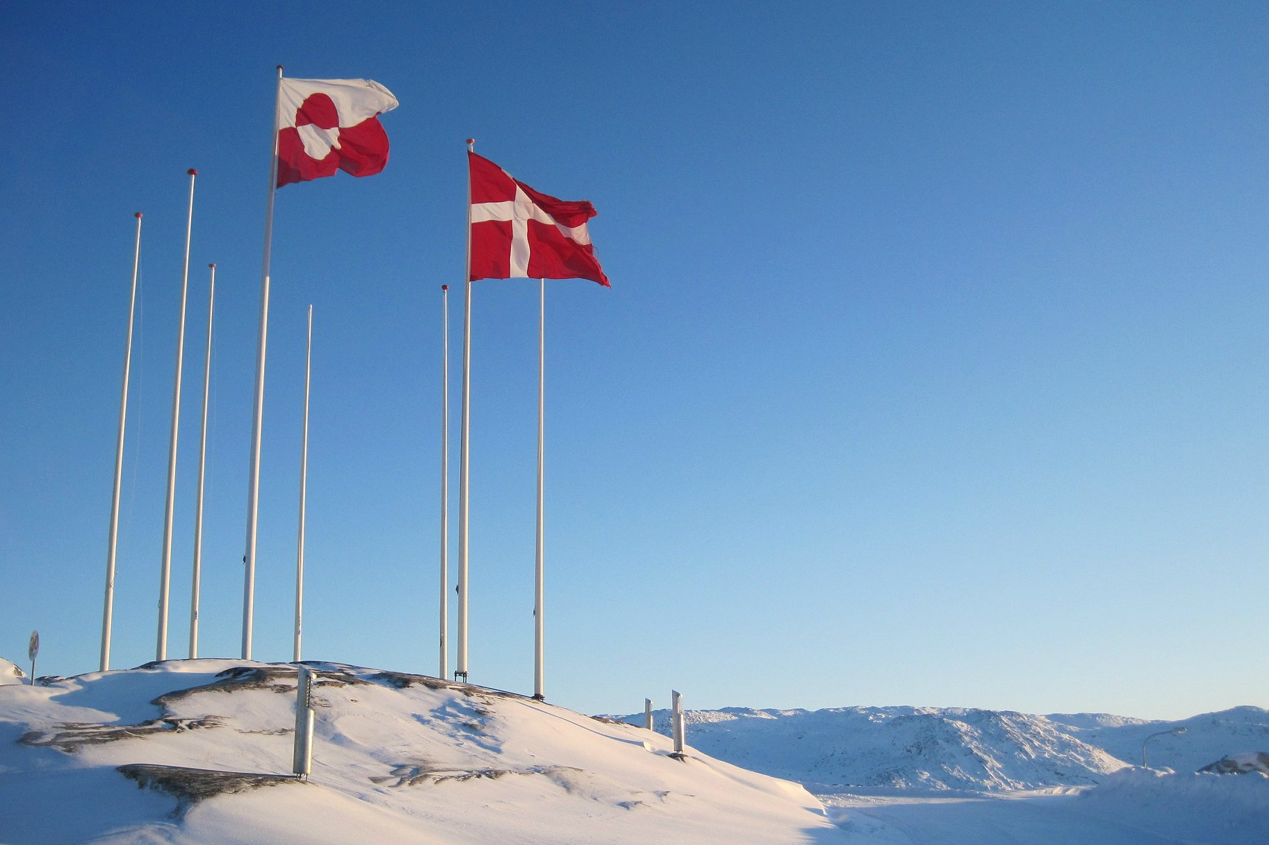 A rare poll hints at real differences between Danish and Greenlandic thinking on Greenland independence