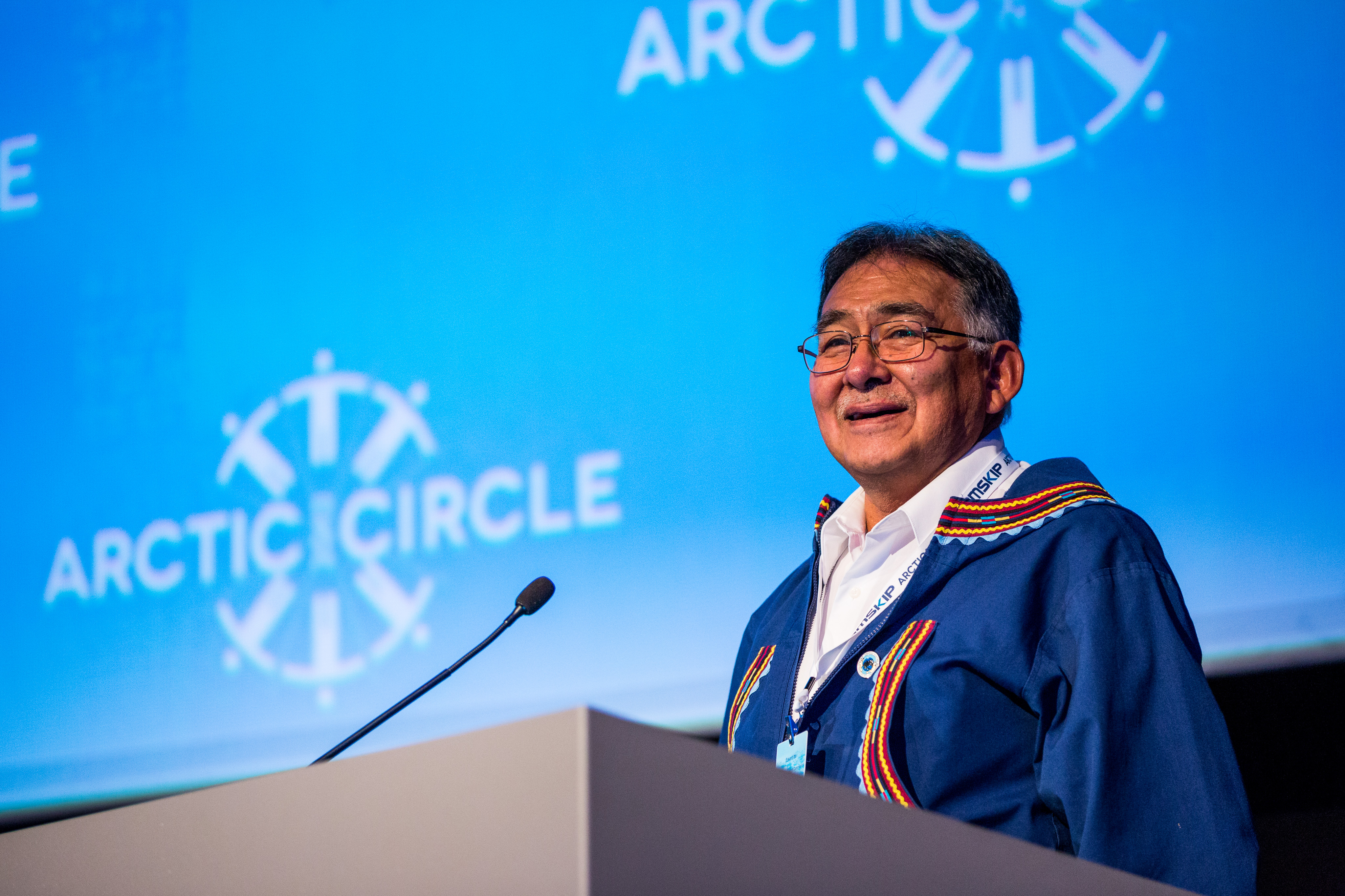 Tributes pour into Alaska for North Slope leader Itta