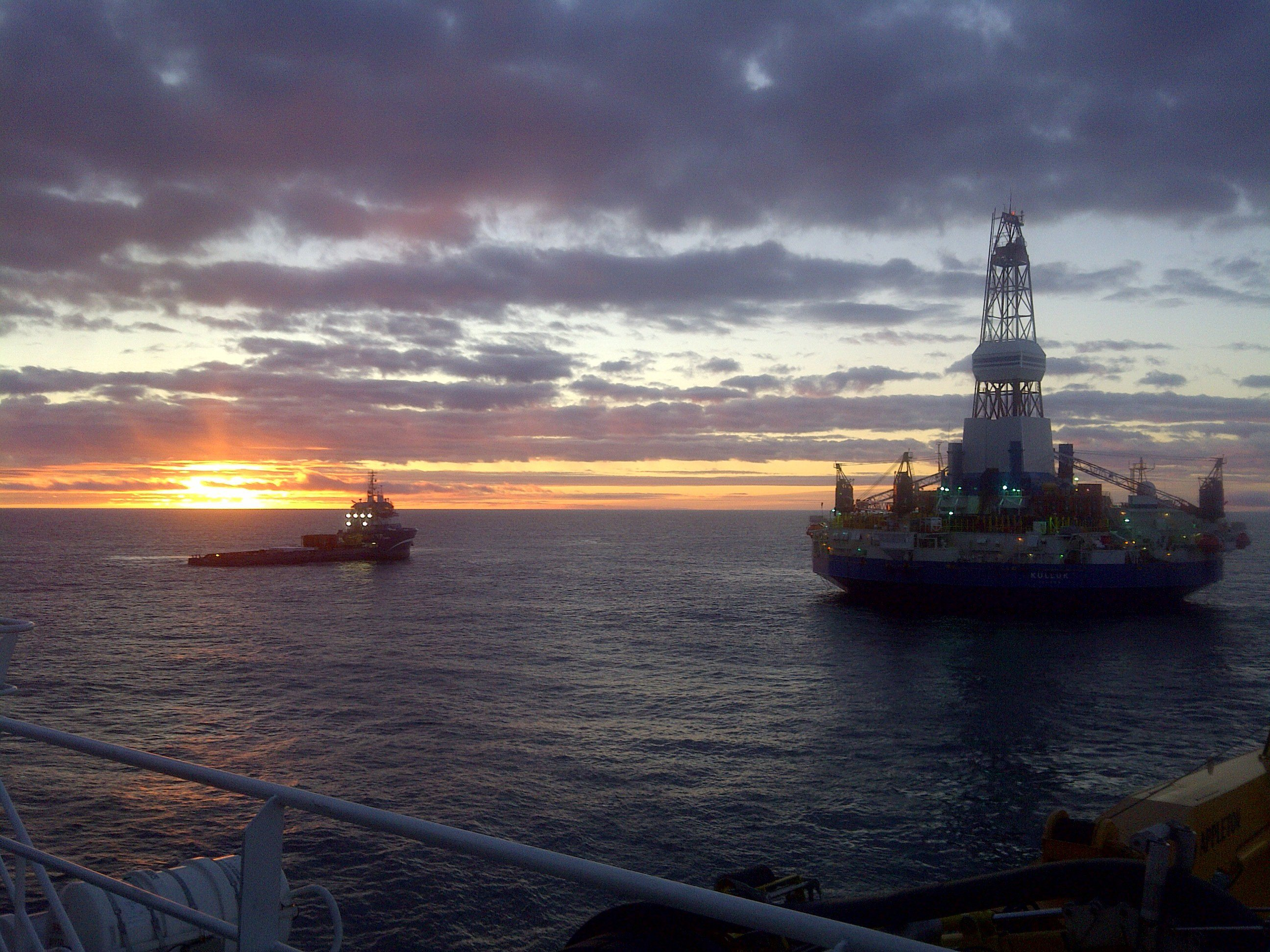 Obama administration cancels Arctic offshore lease sales through 2022