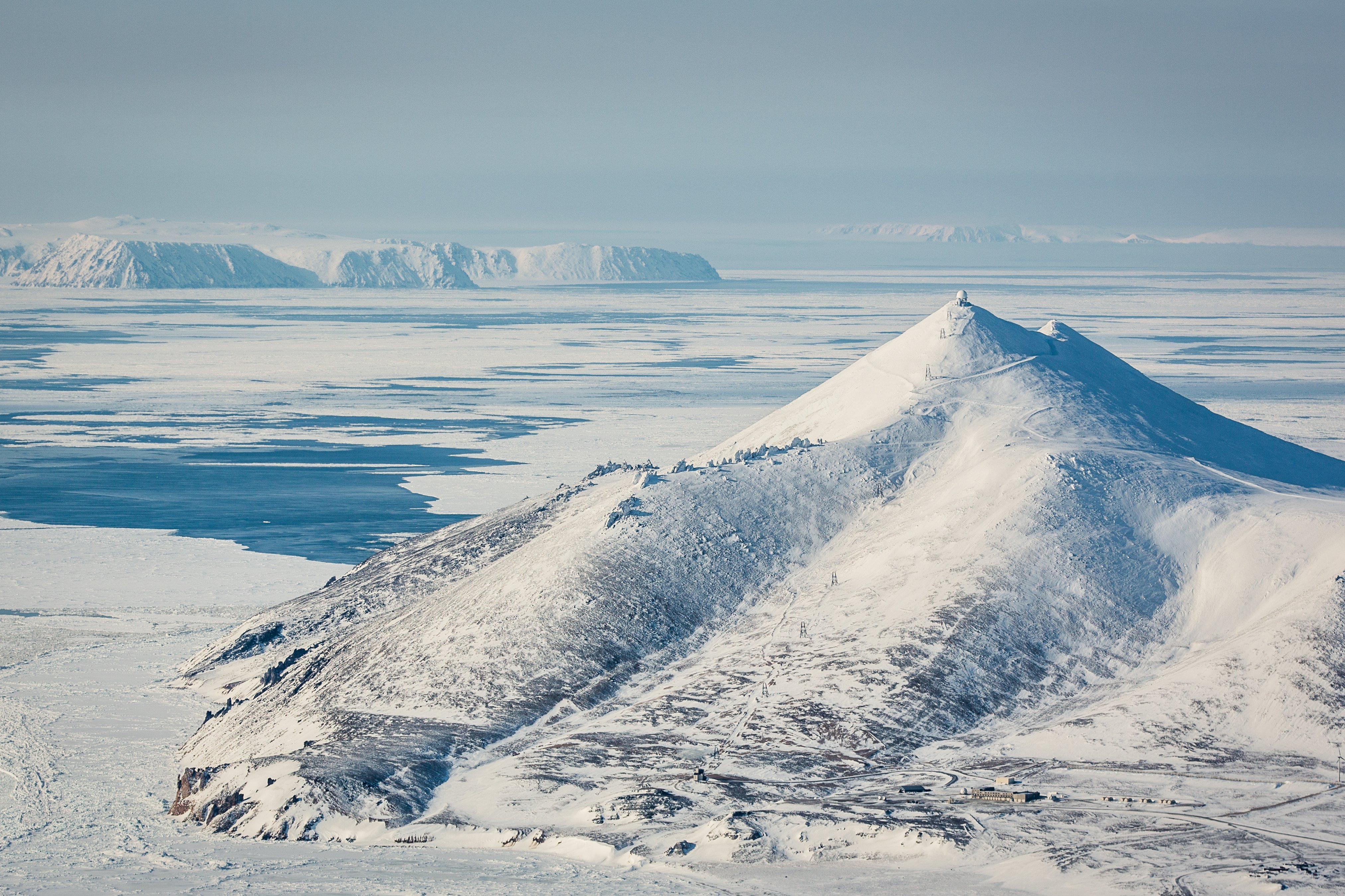 Cooperation with Russia in the Arctic remains essential