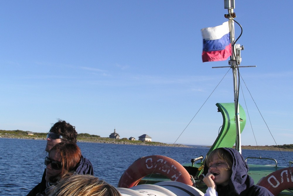 Russia's White Sea. (Atle Staalesen / The Independent Barents Observer)