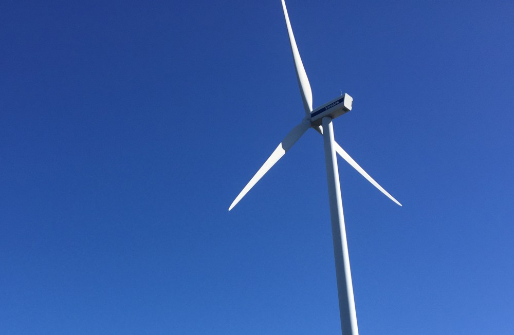 Russia's first offshore wind park comes to White Sea