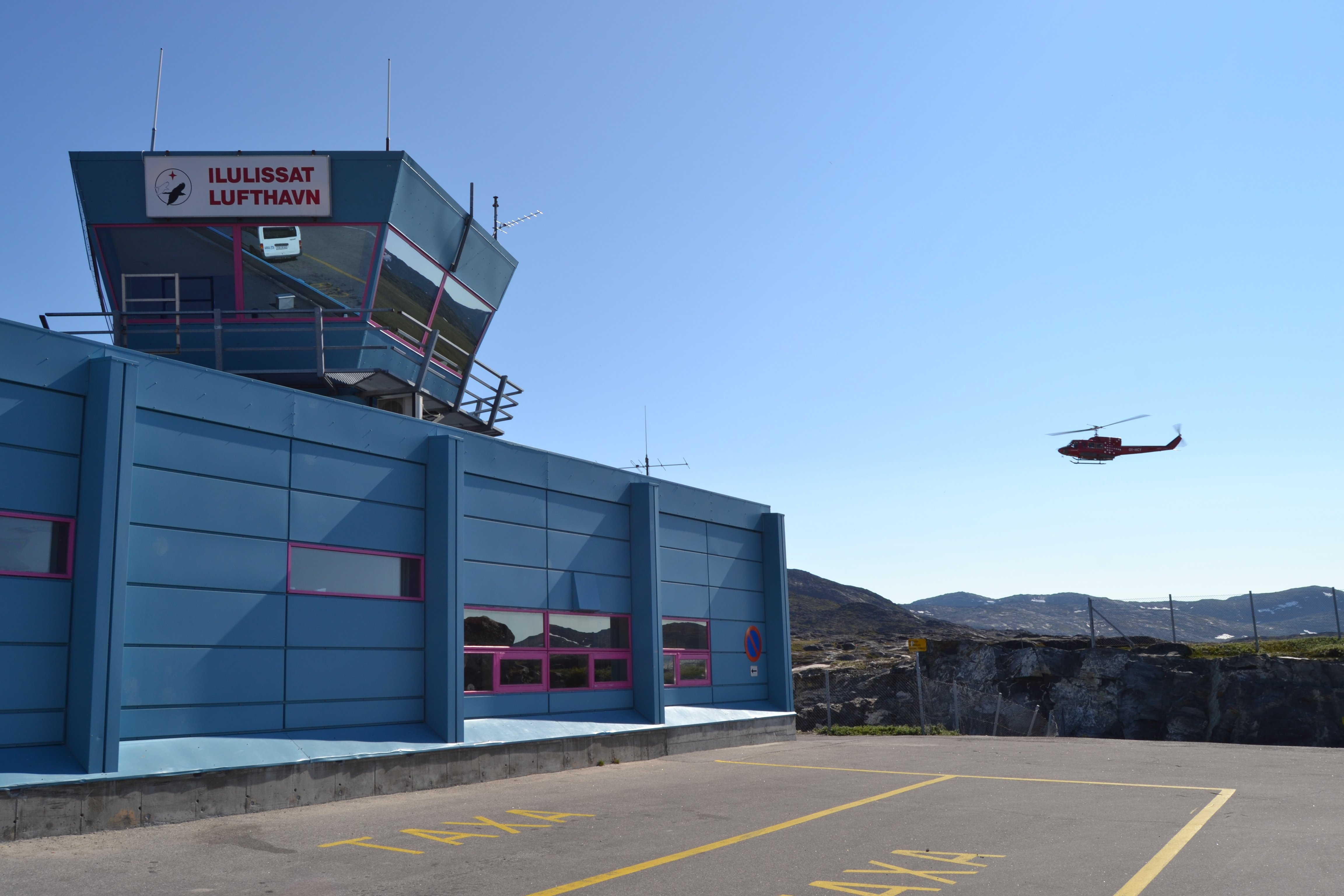Greenland airports looking local for new air-traffic controllers
