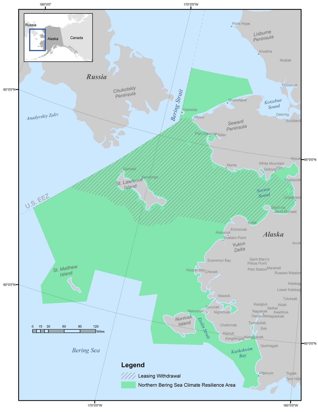 Elders thank Obama for Bering Sea designation