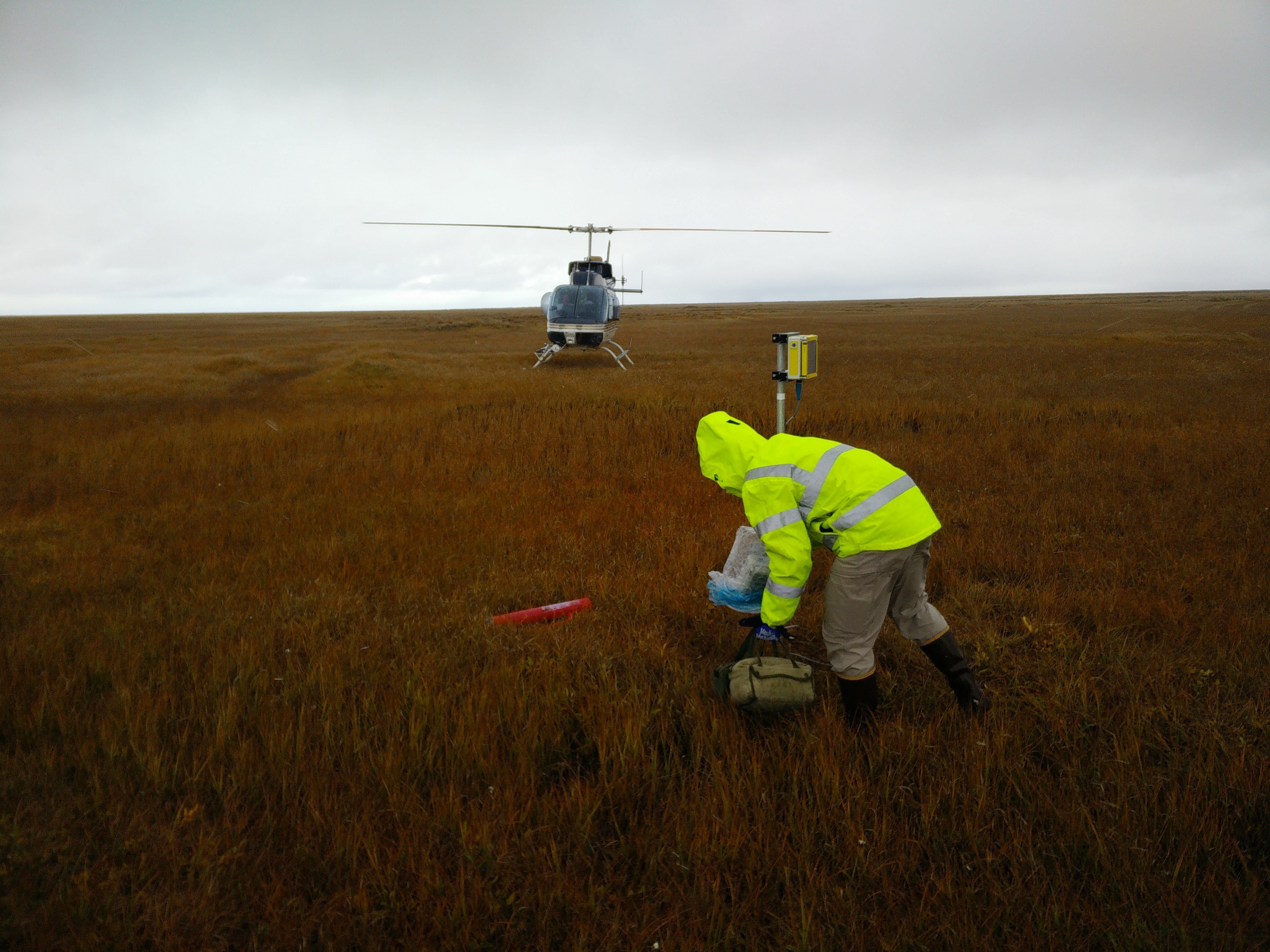 As temperatures rise, oil industry adapts to sustain Alaska ice-road seasons