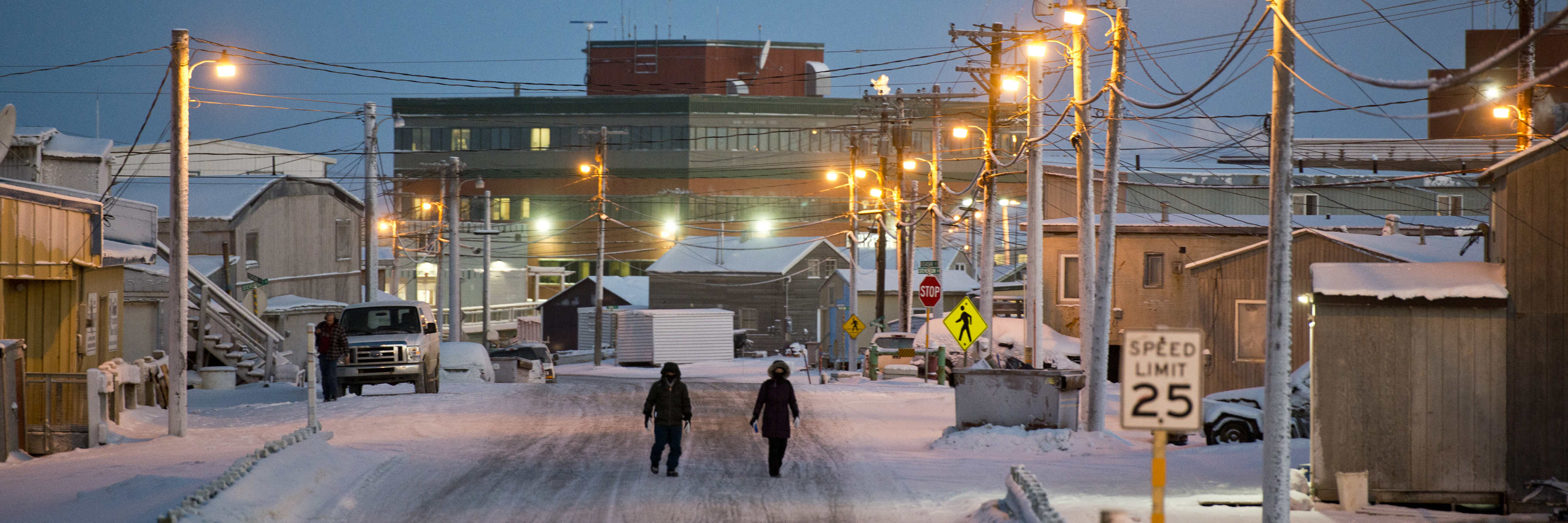 6 aim to be mayor of Alaska's oil-rich North Slope Borough