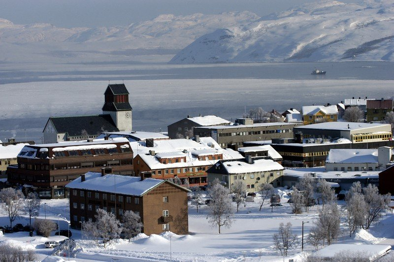 Trans-Arctic fiber cable can make Kirkenes to high-tech hub