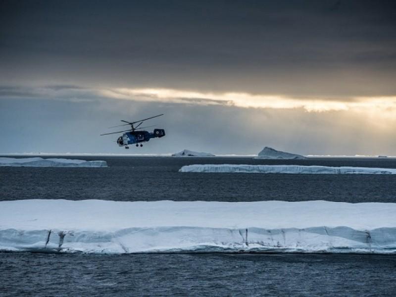 Rosneft explores more Arctic waters