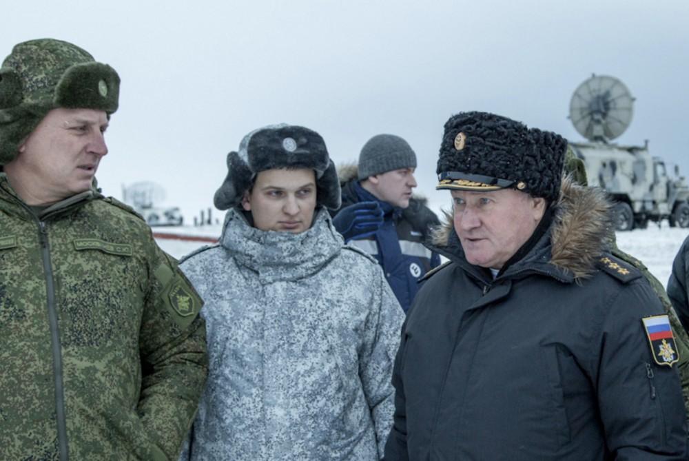 Arctic infrastructure is main priority, says Northern Fleet Commander