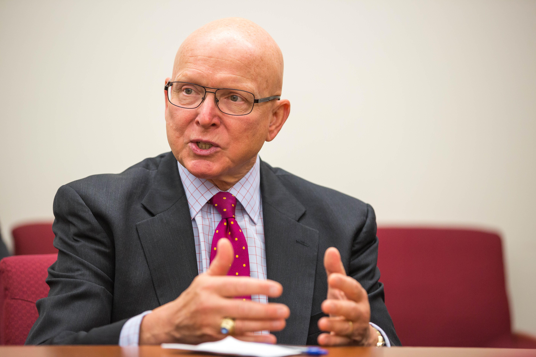 Adm. Robert Papp steps down as top US Arctic diplomat