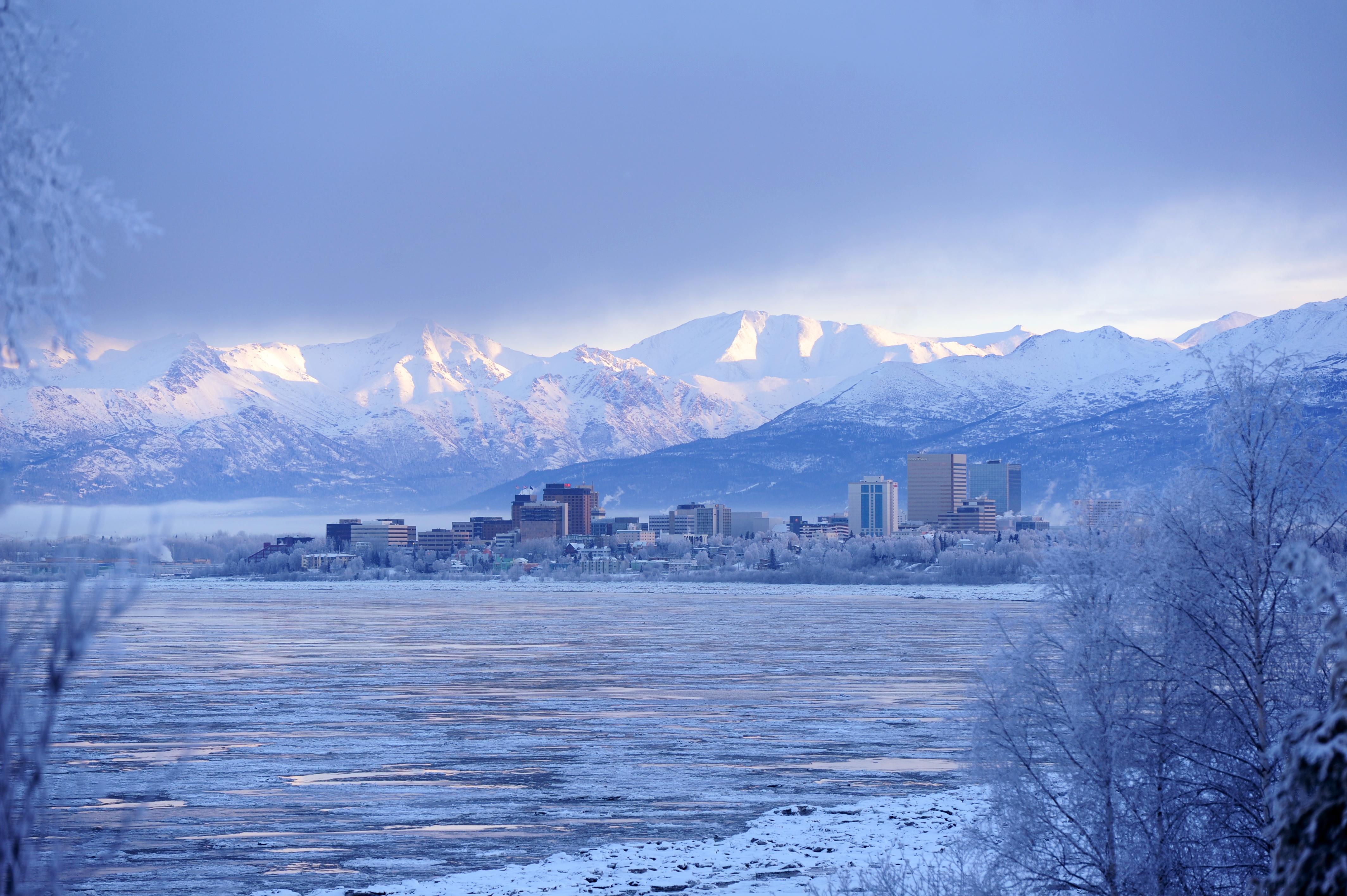 Alaska's 2016 was warmest year on record — by a wide margin
