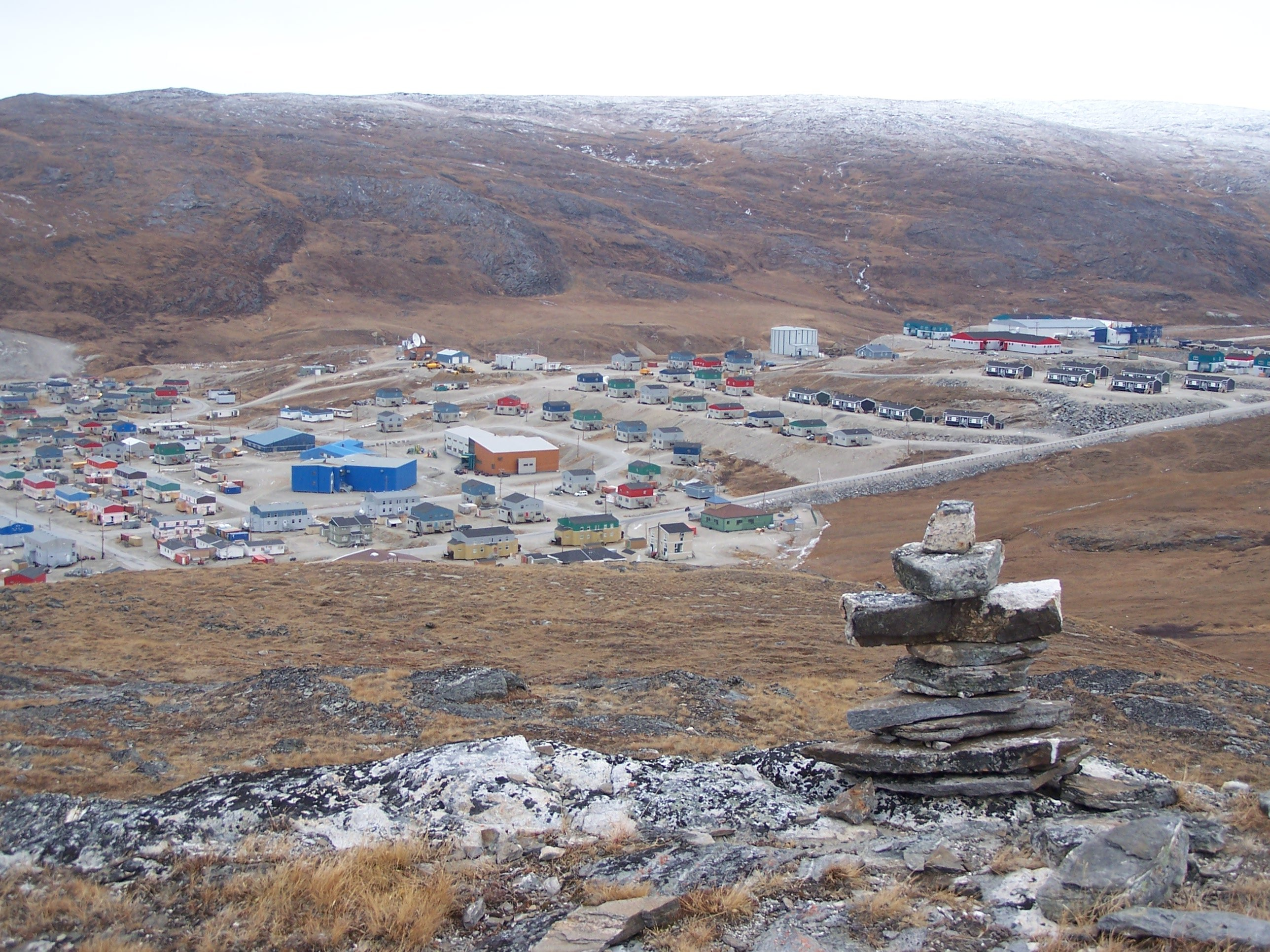 More than half of Inuit in northern Canada don't get enough food
