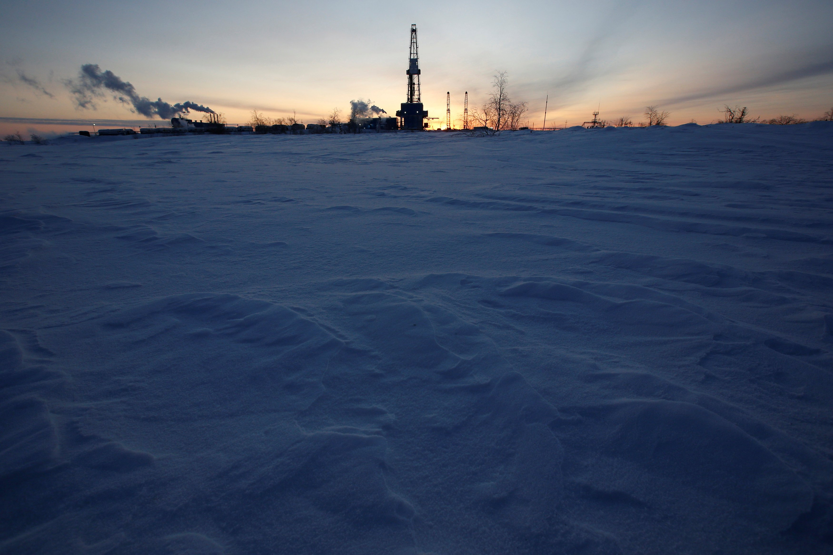General Frost to the rescue: Cold helps Russia comply with OPEC deal