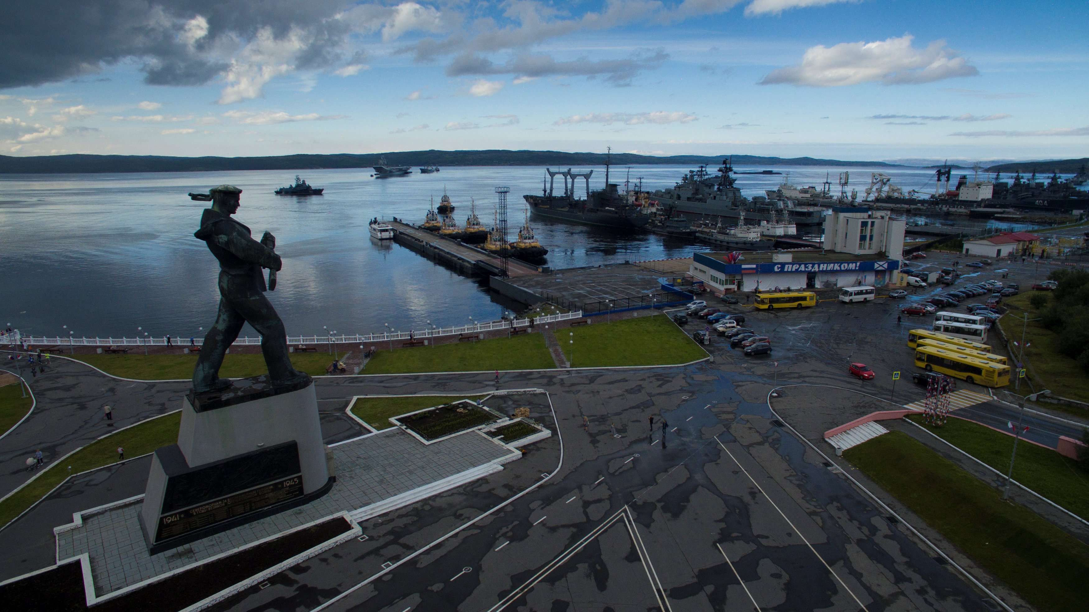 Russia sets out stringent new rules for foreign ships on the Northern Sea Route