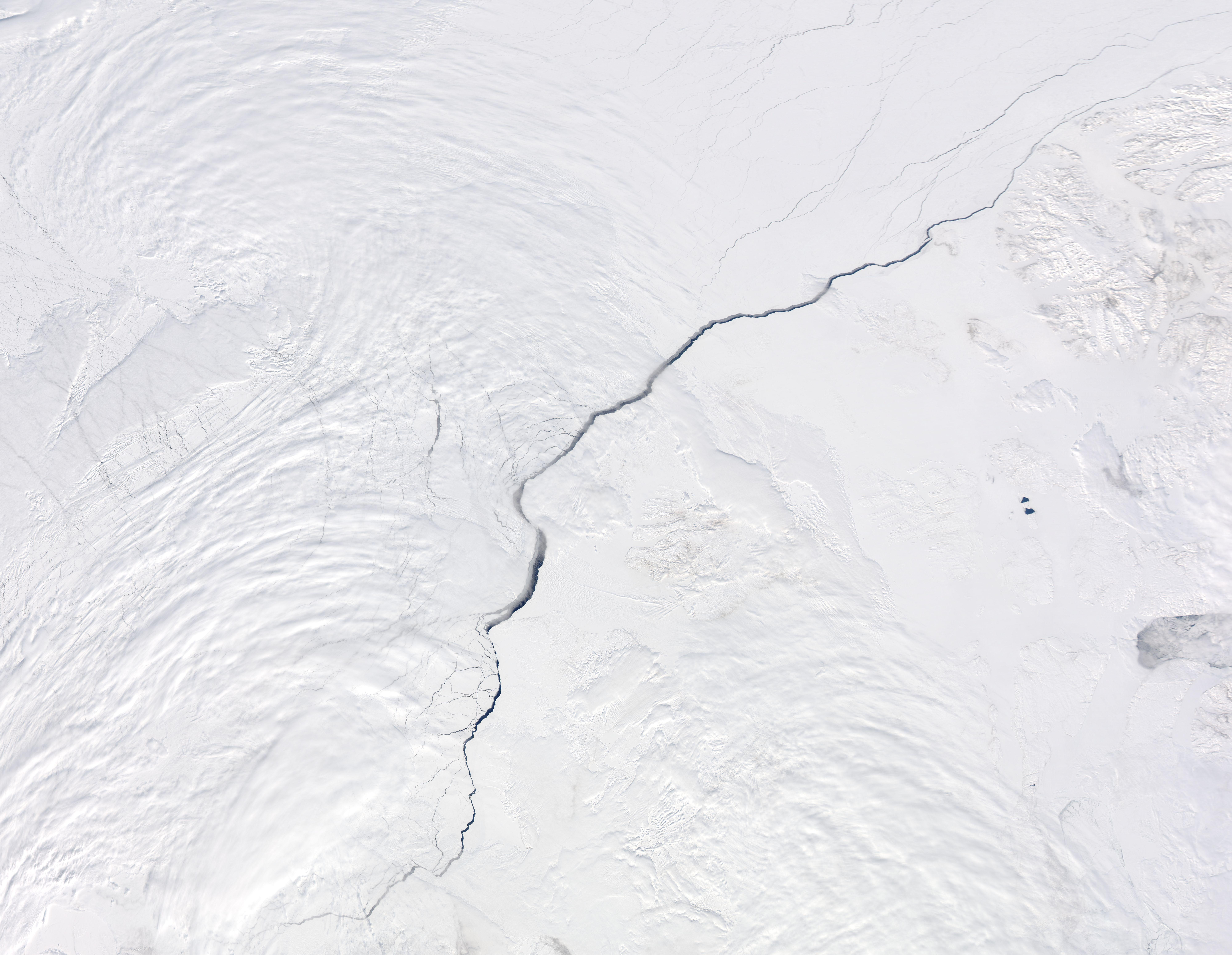 As Arctic warms, interest in geoengineering increases