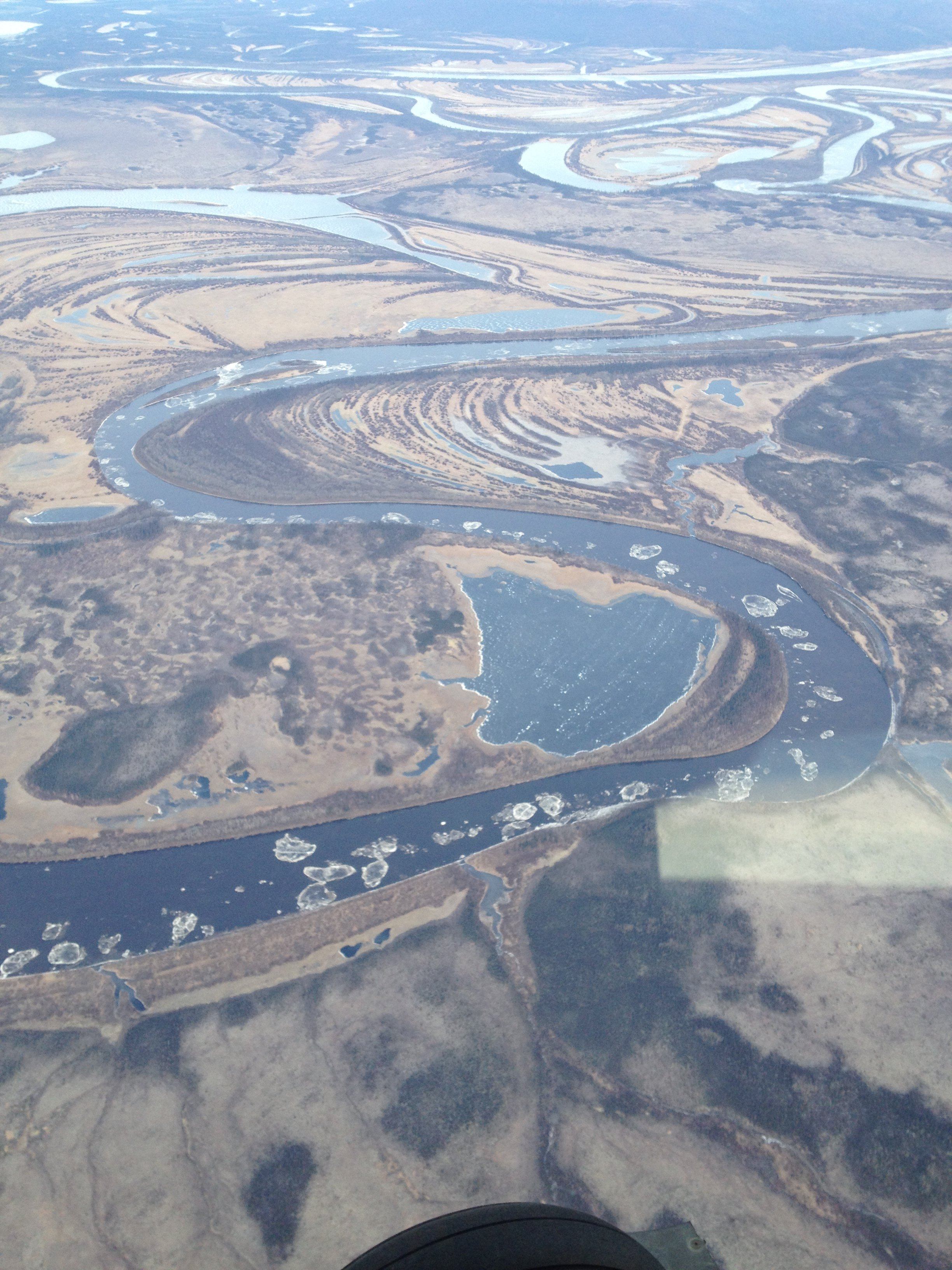 Permafrost thaw altering chemistry of Yukon River, signaling profound changes for entire basin