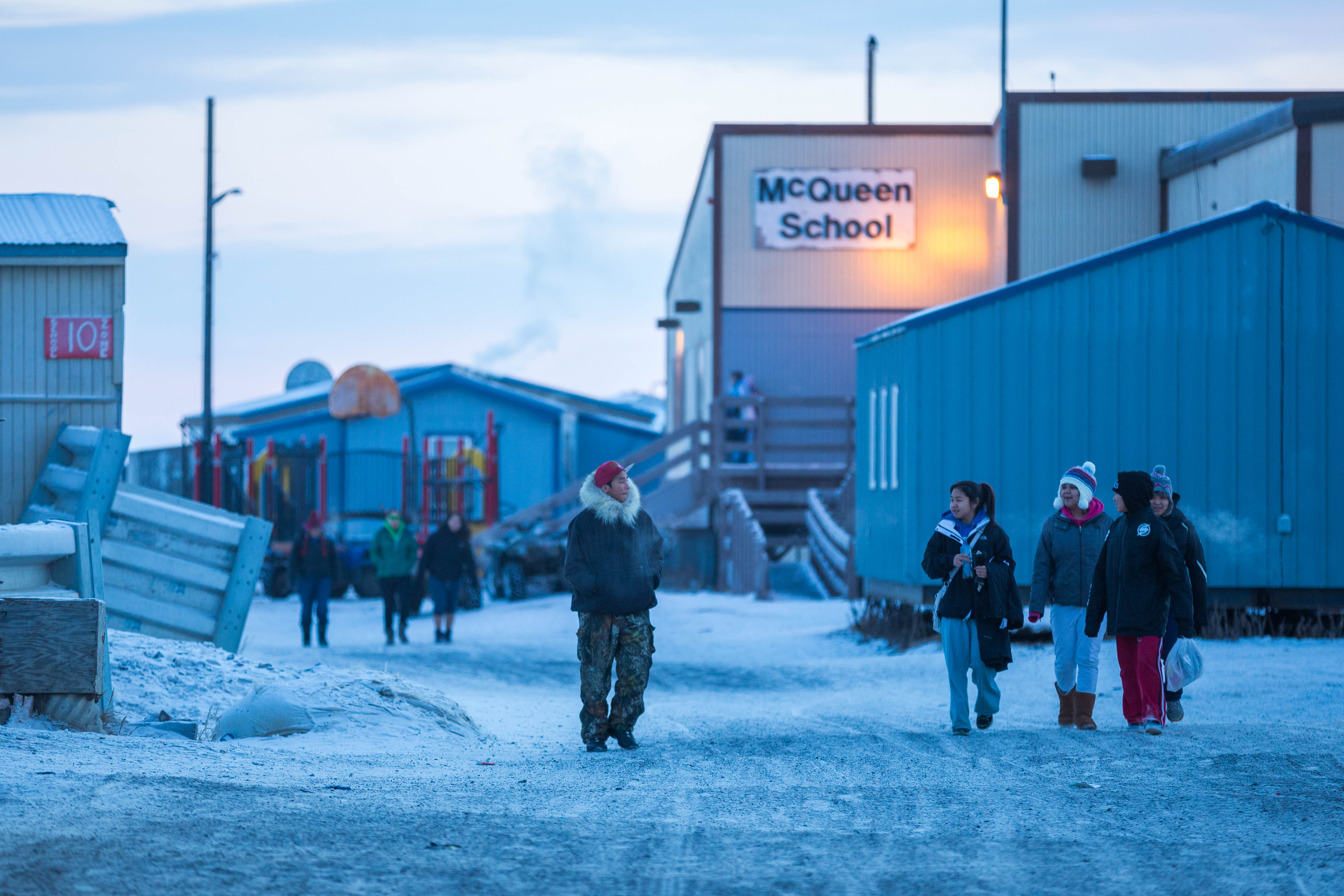 Education should be cornerstone of Arctic policy, says Canadian report