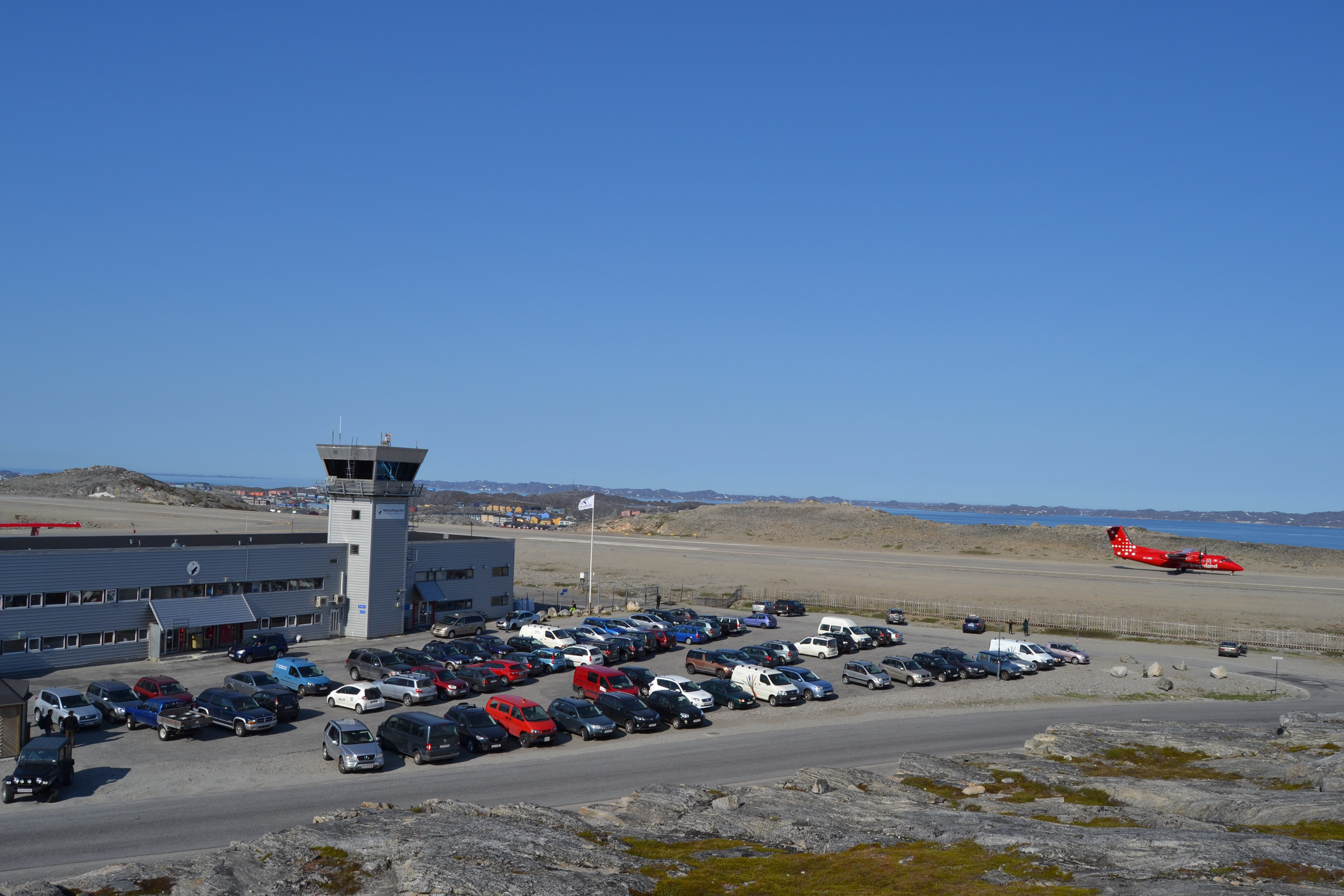 Building longer runways is just one challenge Greenland tourism faces as it grows. (Mittarfeqarfiit, Greenland Airports)