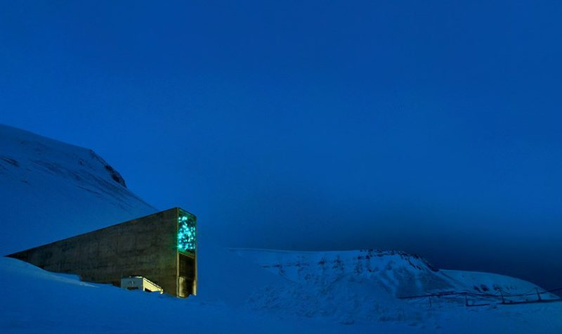 Heat causes trouble for Svalbard's seed vault