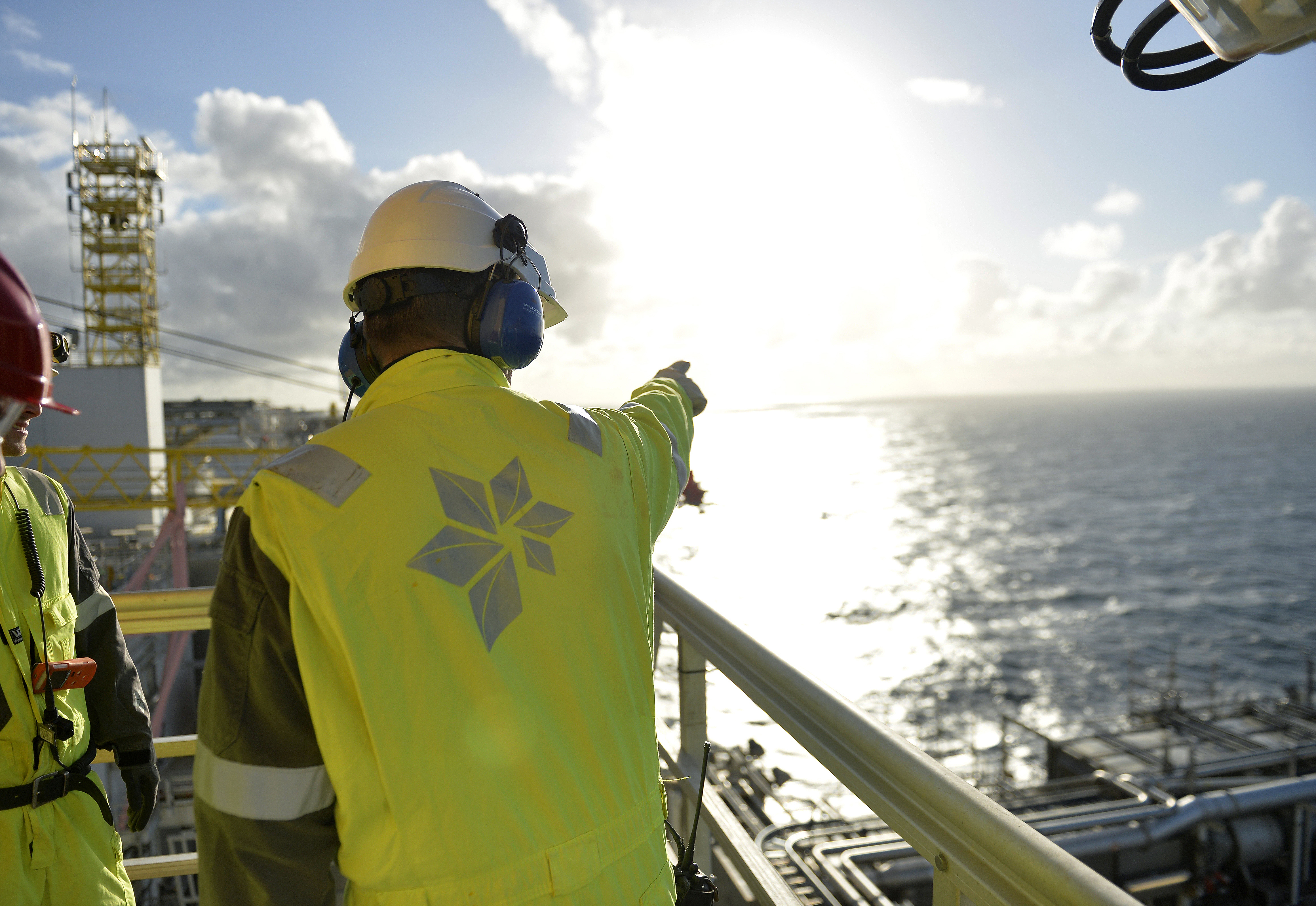A Statoil license near the Russian border may be the biggest find yet on the Norwegian shelf. (Harald Pettersen / Statoil)